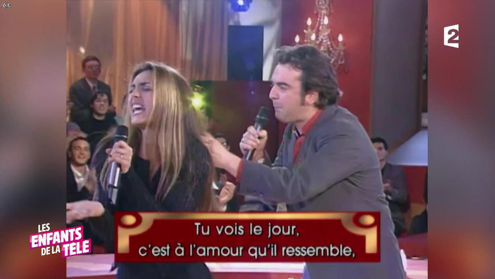 Mademoiselle Agnès dans les Enfants de la TV. Diffusé à la télévision le 28/01/18.
