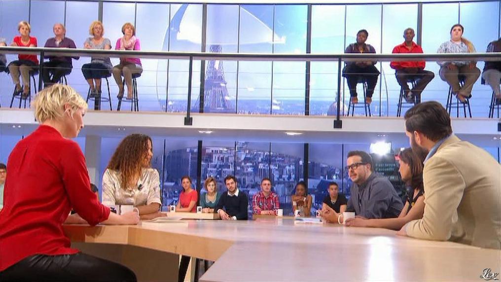 Maïtena Biraben dans le Supplément. Diffusé à la télévision le 08/06/13.