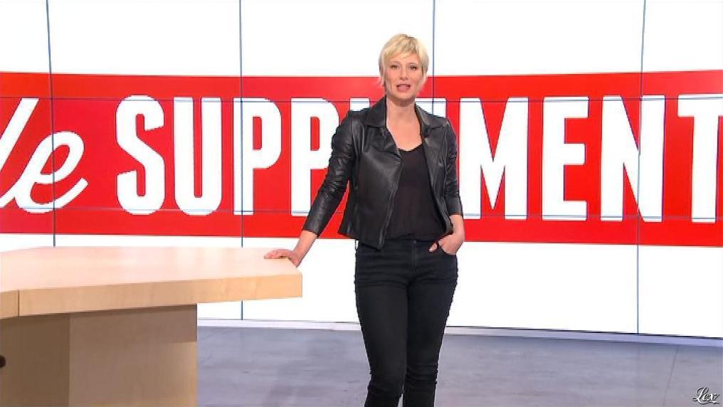 Maïtena Biraben dans le Supplément. Diffusé à la télévision le 18/05/13.