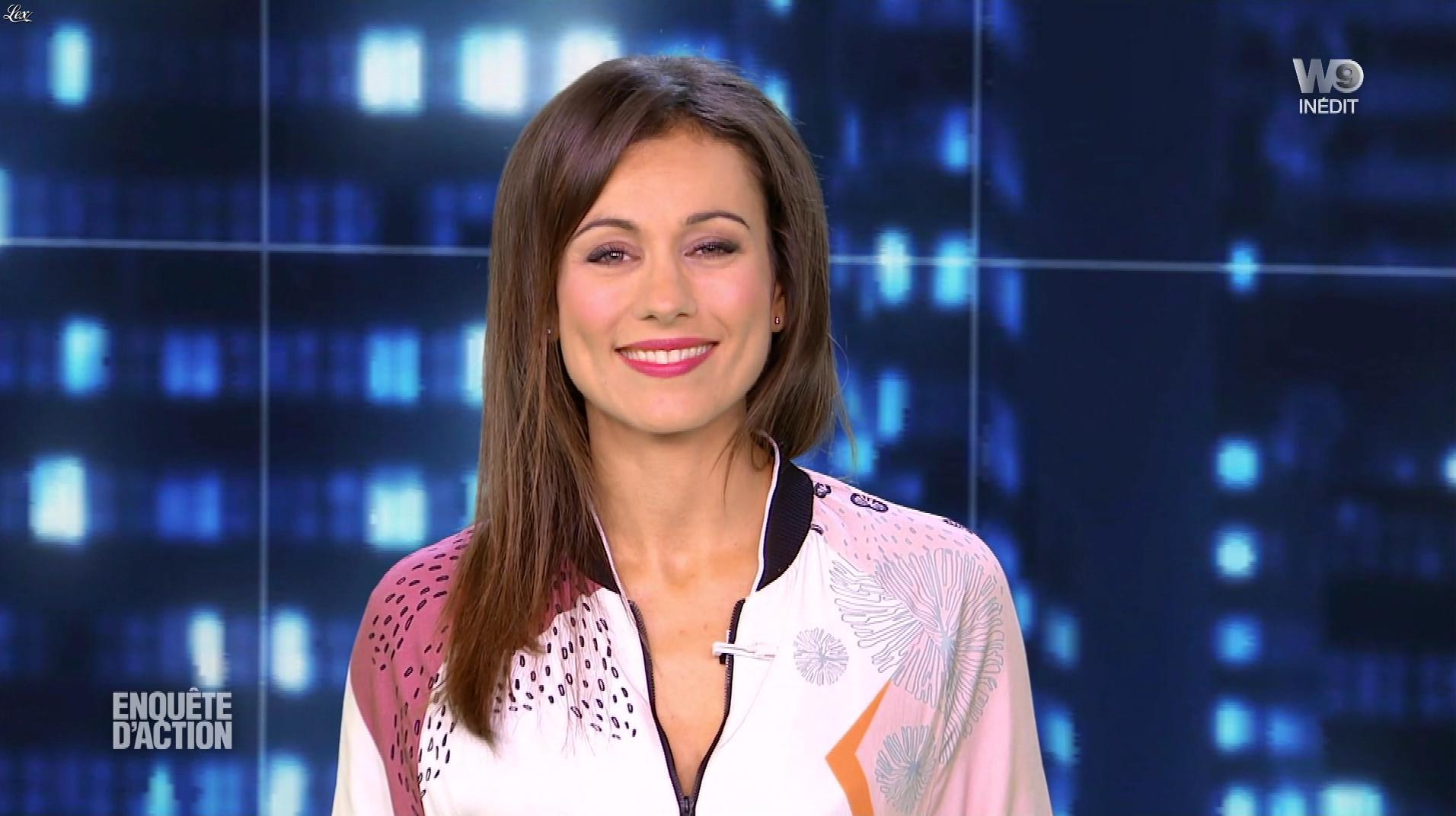 Marie-Ange Casalta dans Enquête d'Action. Diffusé à la télévision le 15/06/18.