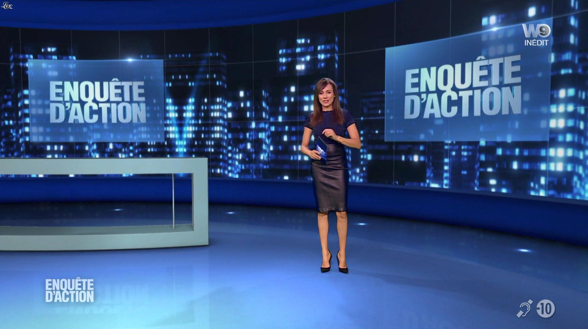 Marie Ange Casalta dans Enquête d'Action. Diffusé à la télévision le 18/05/18.