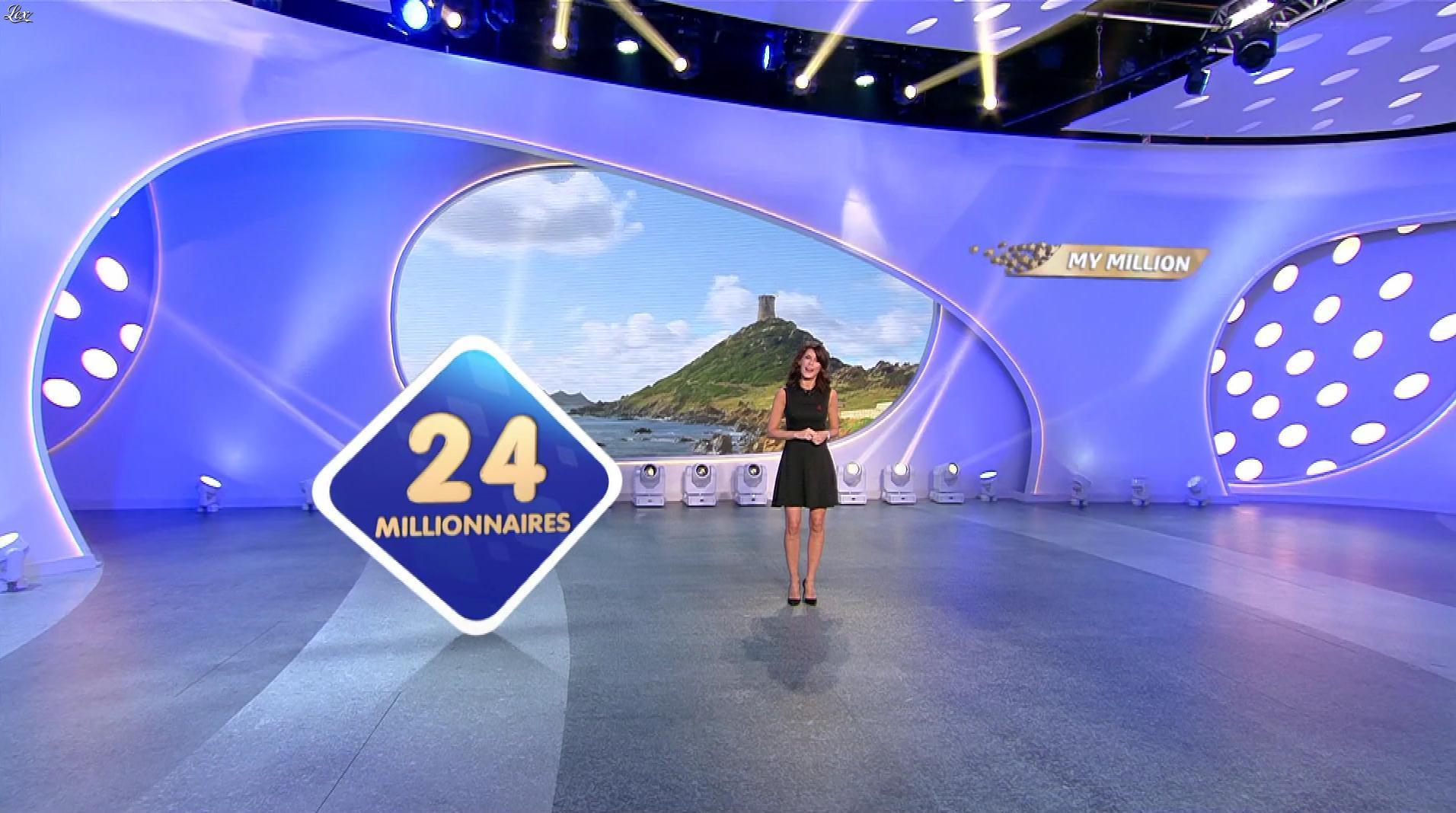 Marion Jollès Grosjean dans My Million. Diffusé à la télévision le 24/03/17.