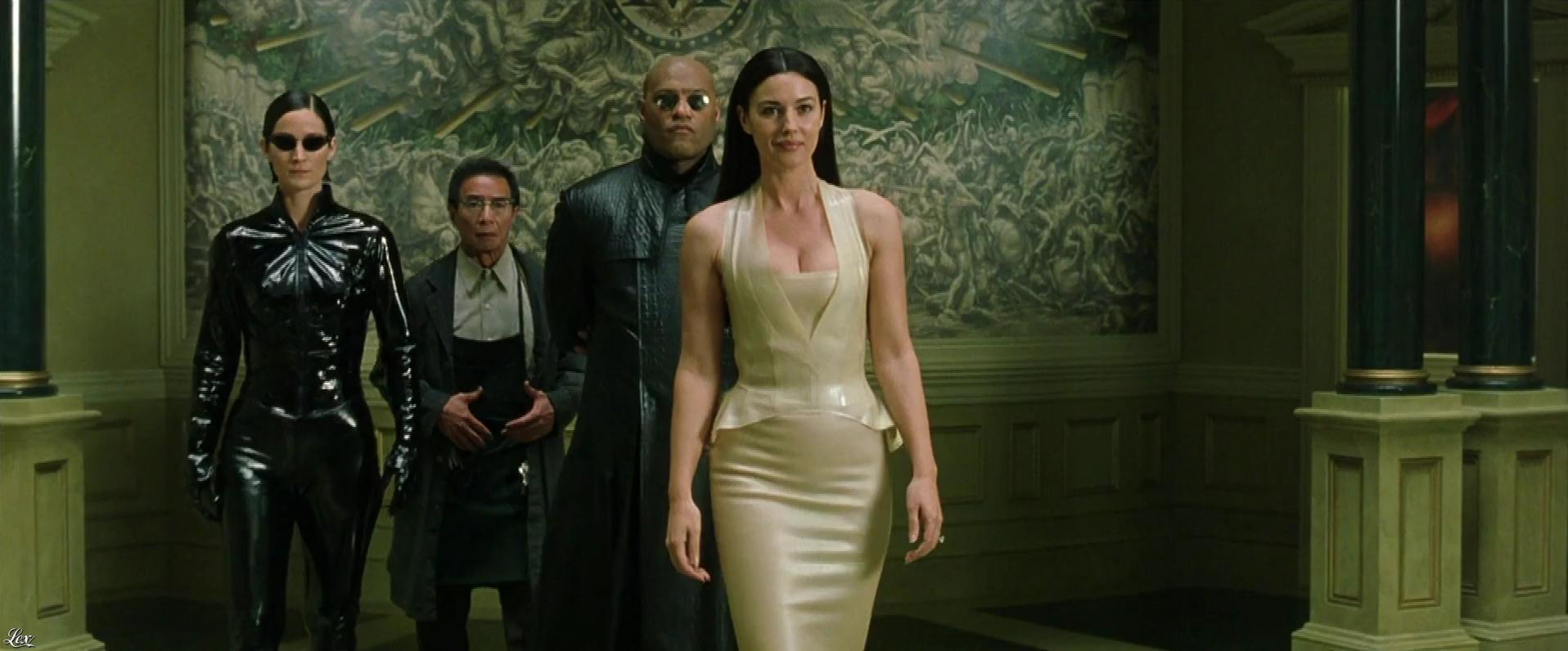 MoniÇa Bellucci dans Matrix Reloaded. Diffusé à la télévision le 11/09/17.