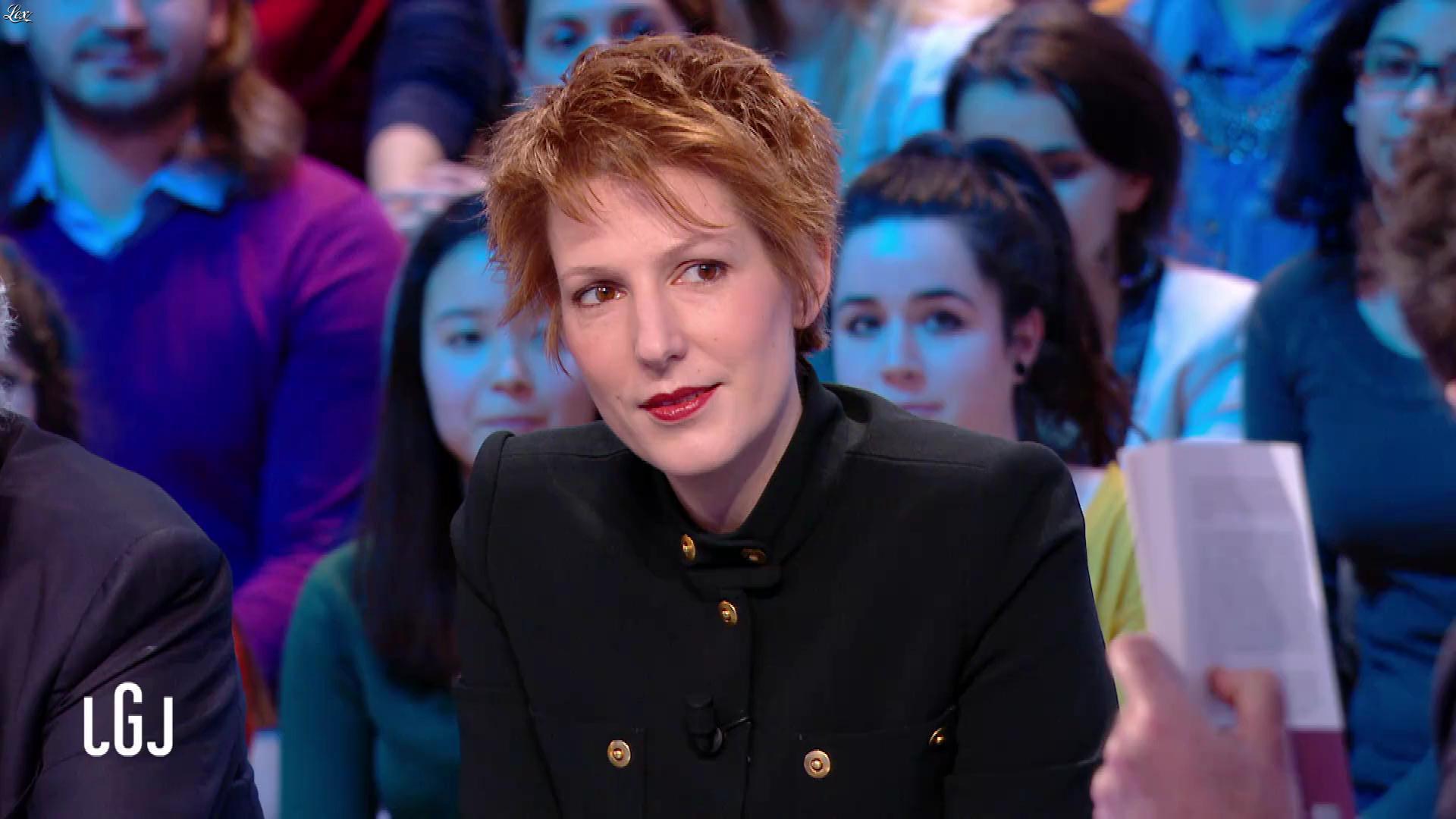 Natacha Polony dans le Grand Journal. Diffusé à la télévision le 09/12/16.