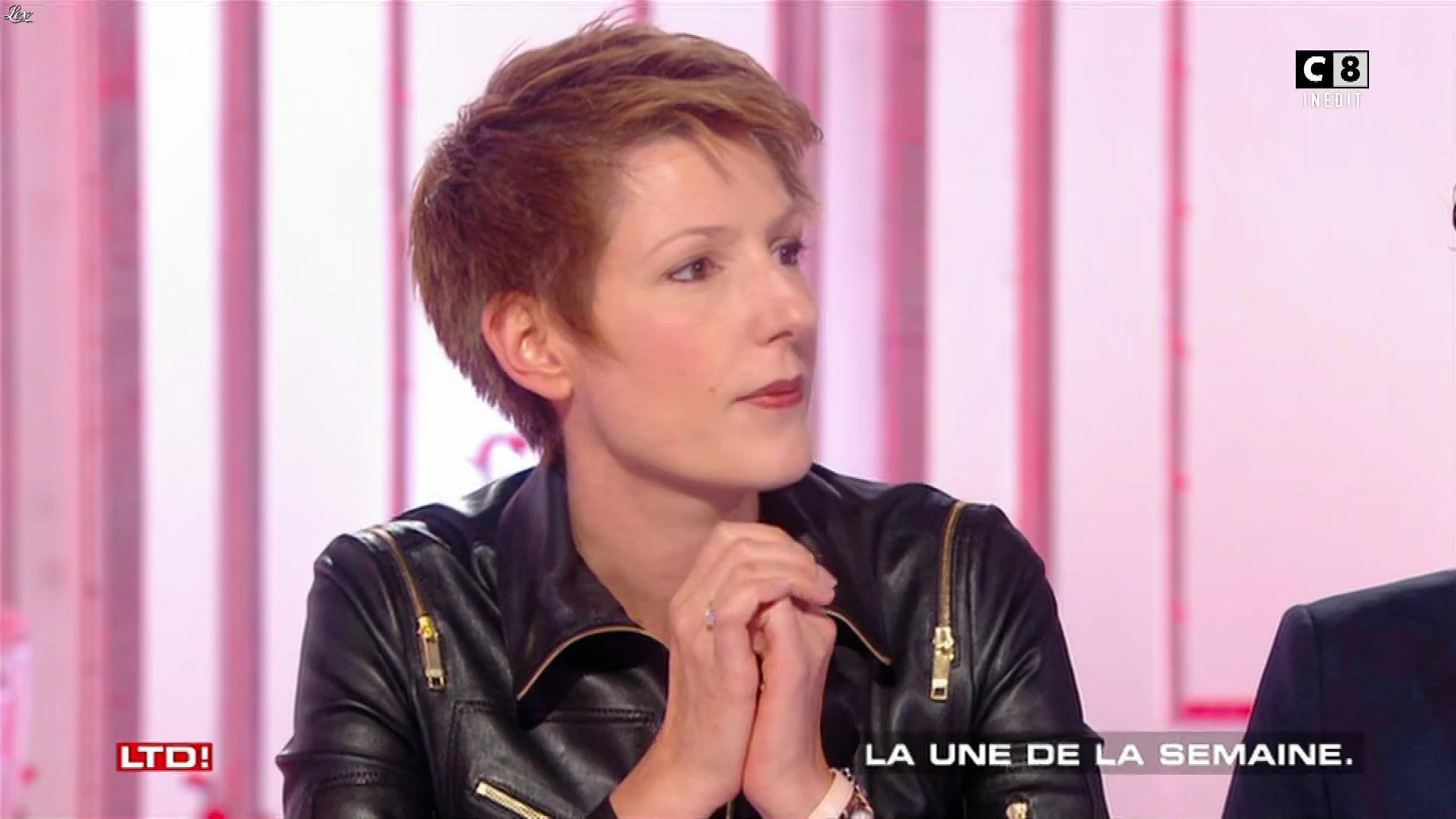 Natacha Polony dans les Terriens du Dimanche. Diffusé à la télévision le 01/10/17.