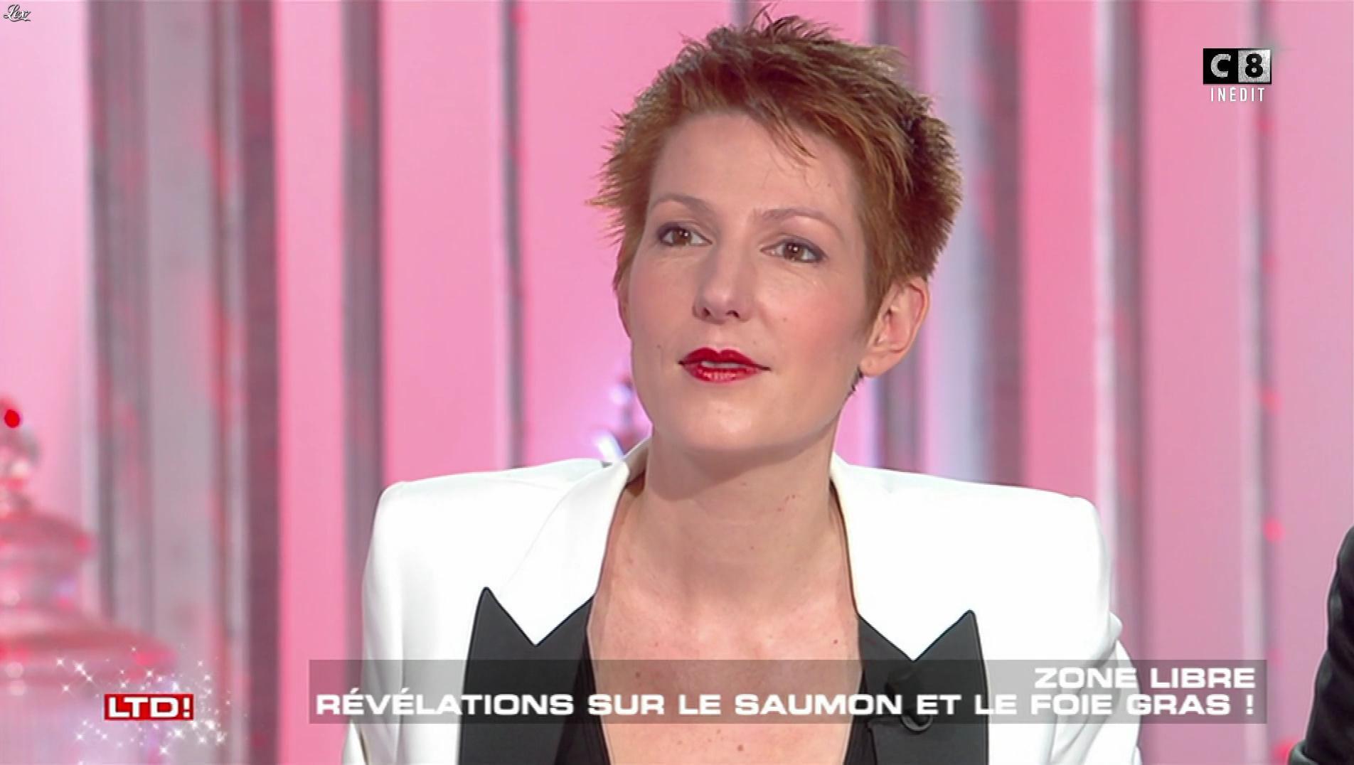 Natacha Polony dans les Terriens du Dimanche. Diffusé à la télévision le 17/12/17.