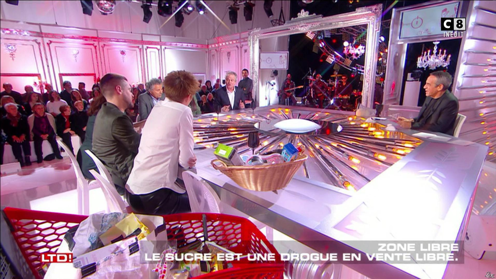 Natacha Polony dans les Terriens du Dimanche. Diffusé à la télévision le 19/11/17.