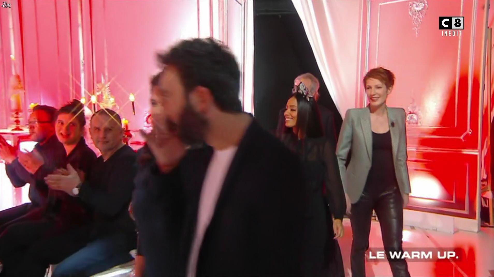 Natacha Polony dans les Terriens du Dimanche. Diffusé à la télévision le 28/01/18.