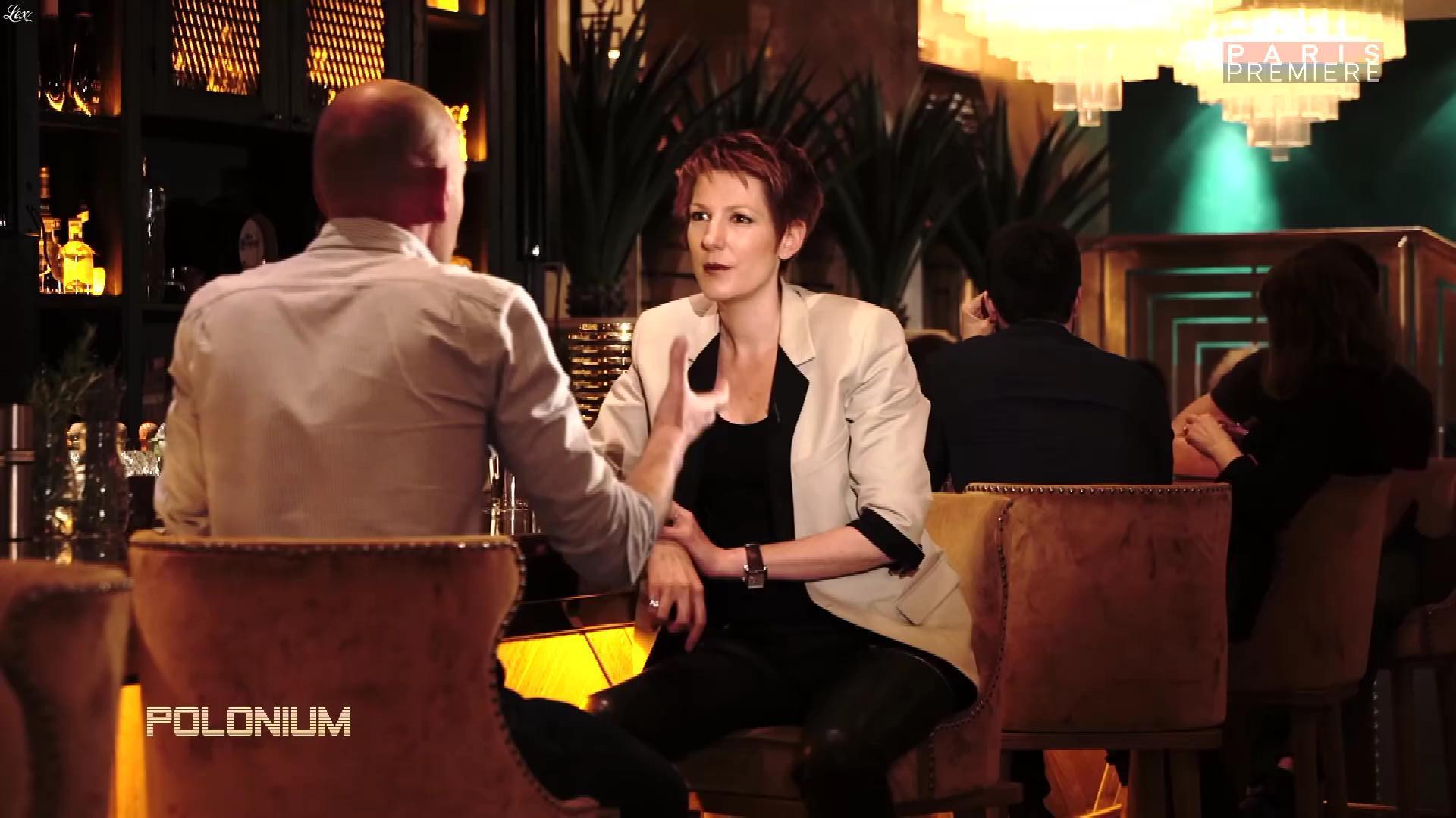 Natacha Polony dans Polonium. Diffusé à la télévision le 10/05/17.