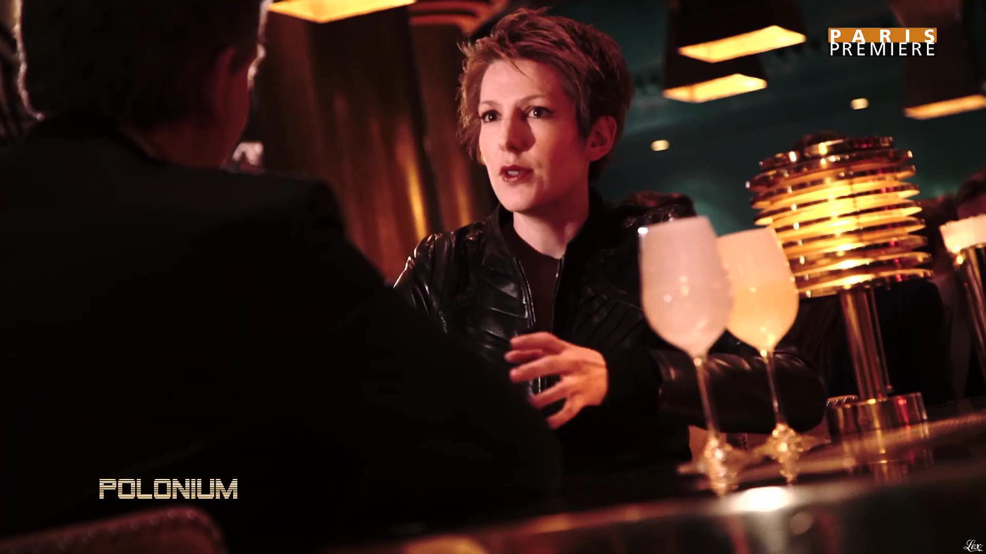 Natacha Polony dans Polonium. Diffusé à la télévision le 11/01/17.