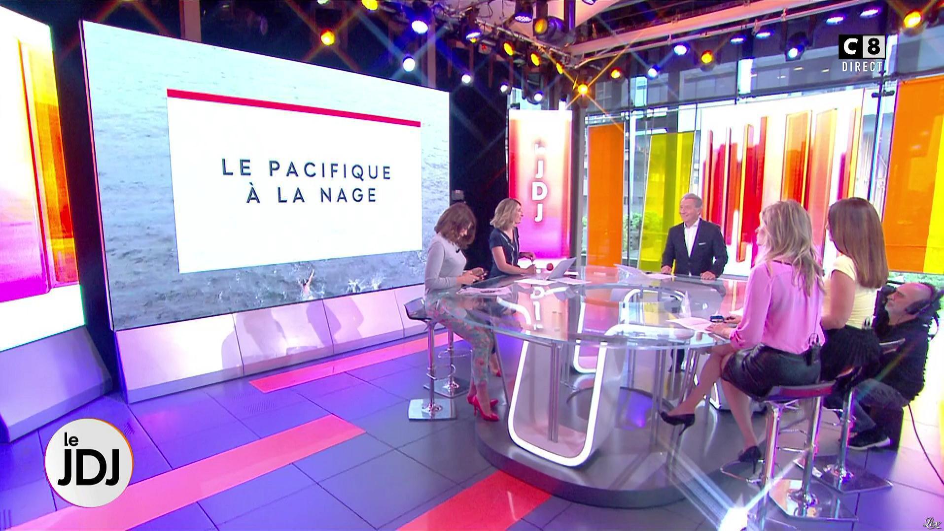 Sandrine Arcizet dans William à Midi. Diffusé à la télévision le 05/06/18.