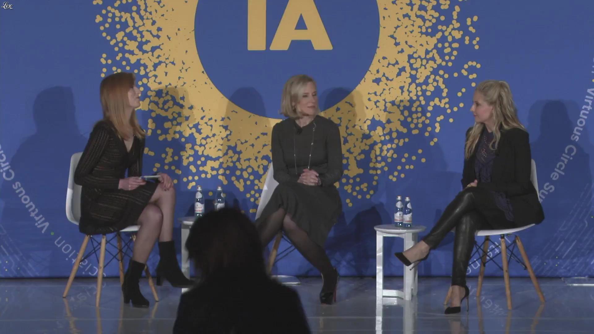 Sarah Michelle Gellar dans Virtuous Circle Summit. Diffusé à la télévision le 13/11/17.