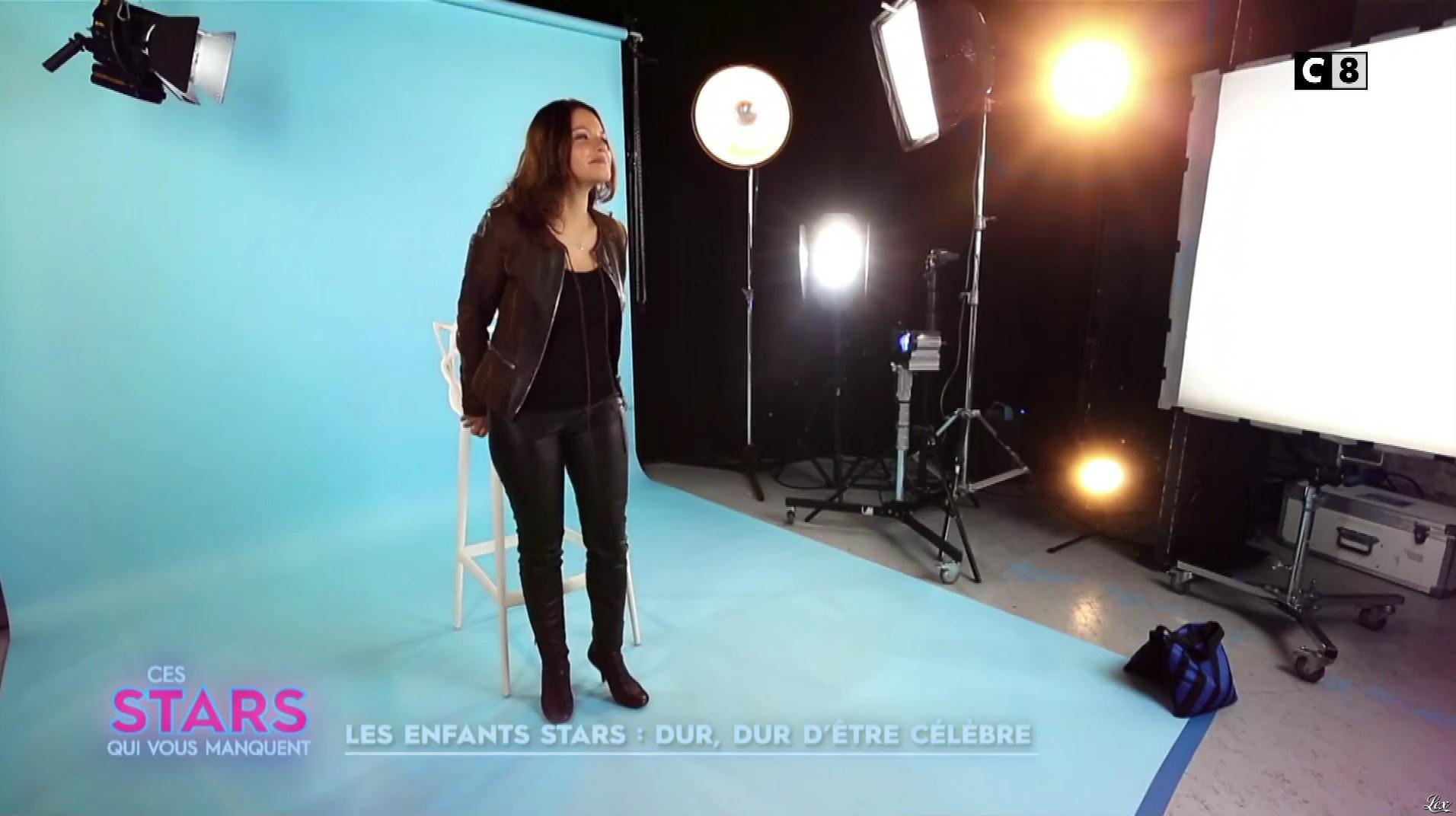 Séverine Ferrer dans Ces Stars Qui Vous Manquent. Diffusé à la télévision le 10/03/18.