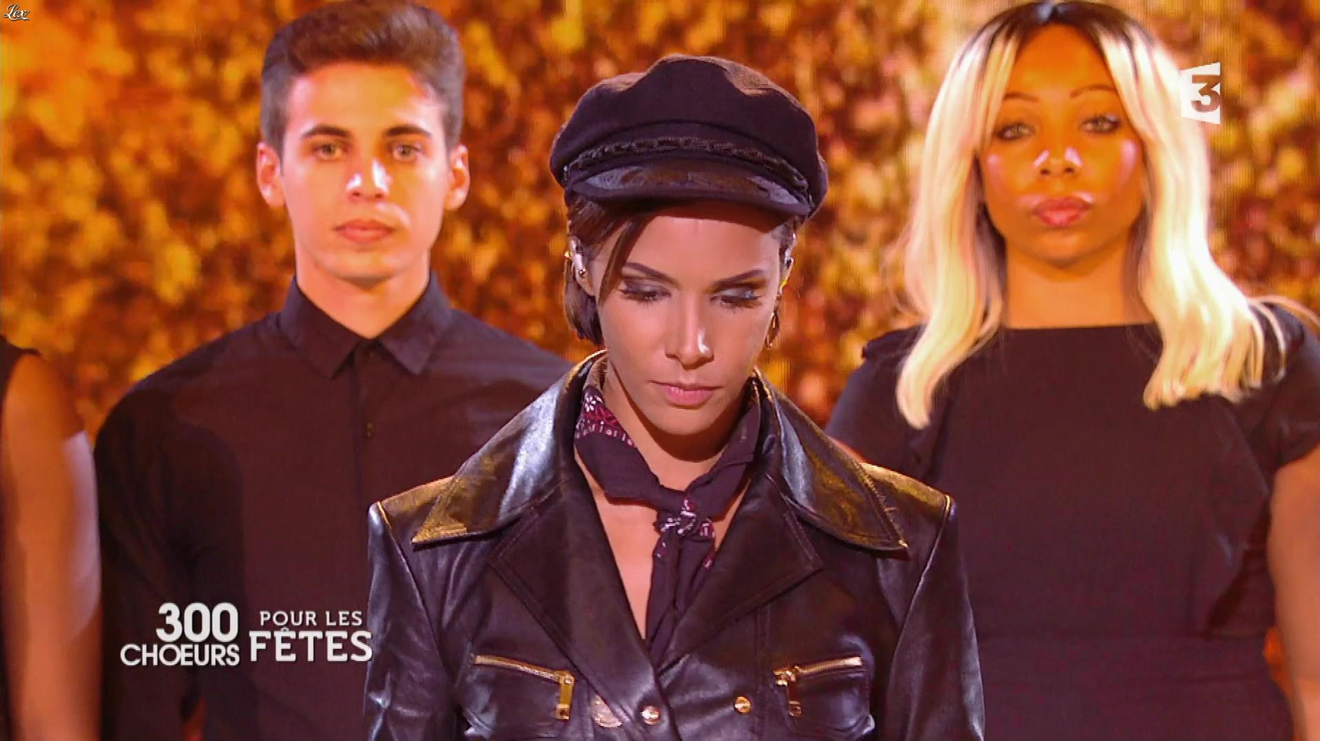 Shy m'dans 300 Chœurs pour Plus de Fêtes. Diffusé à la télévision le 27/12/17.