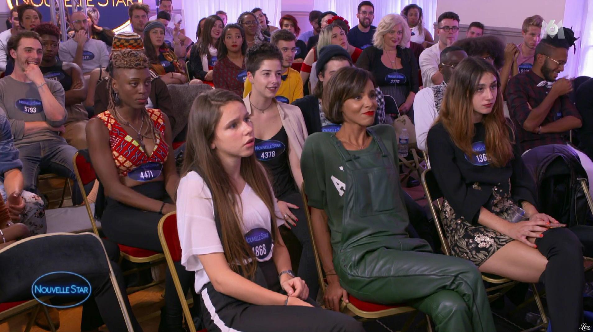 Shy m'dans Nouvelle Star. Diffusé à la télévision le 22/11/17.