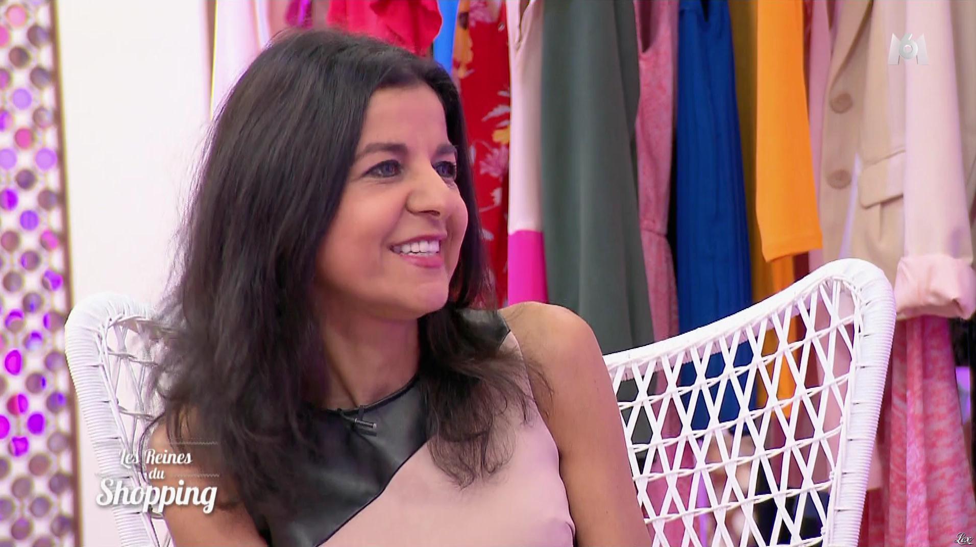 Une Candidate dans les Reines du Shopping. Diffusé à la télévision le 08/01/18.