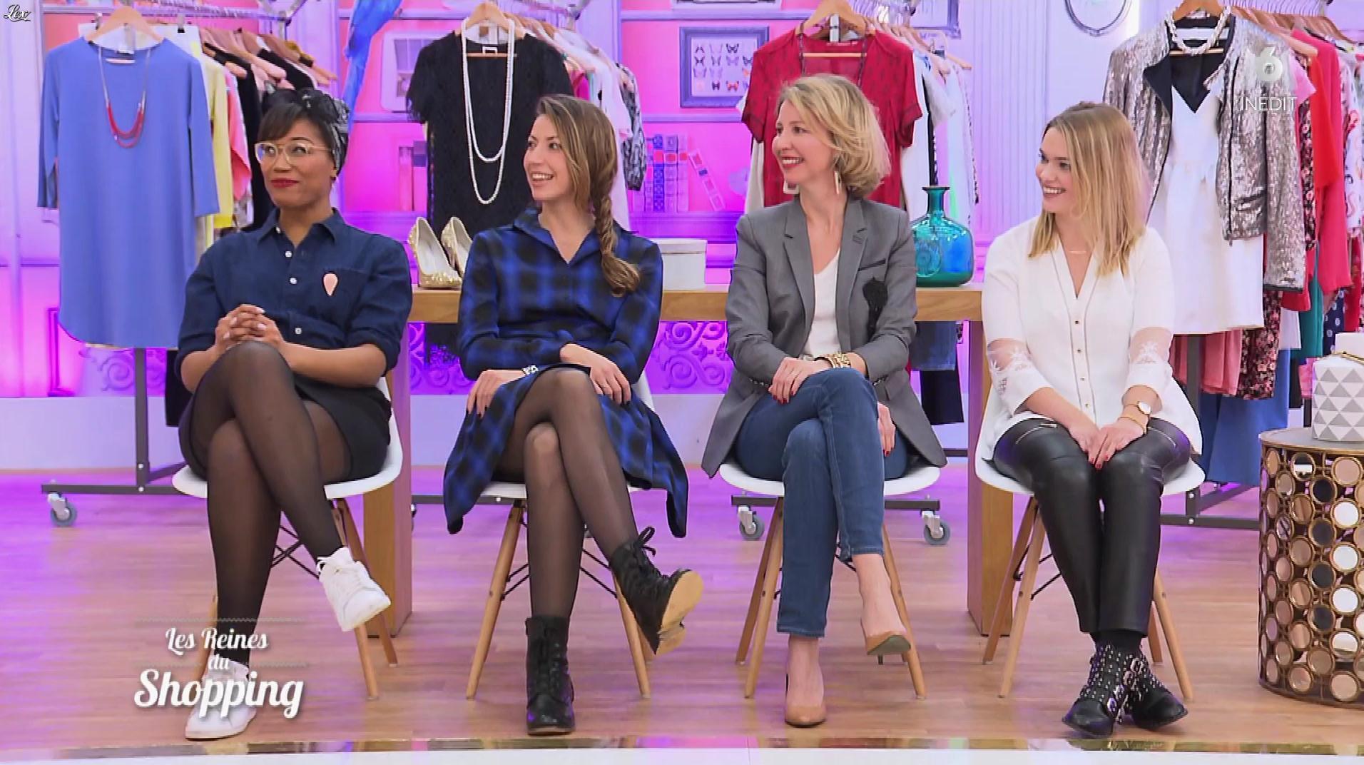 Une Candidate dans les Reines du Shopping. Diffusé à la télévision le 21/06/18.