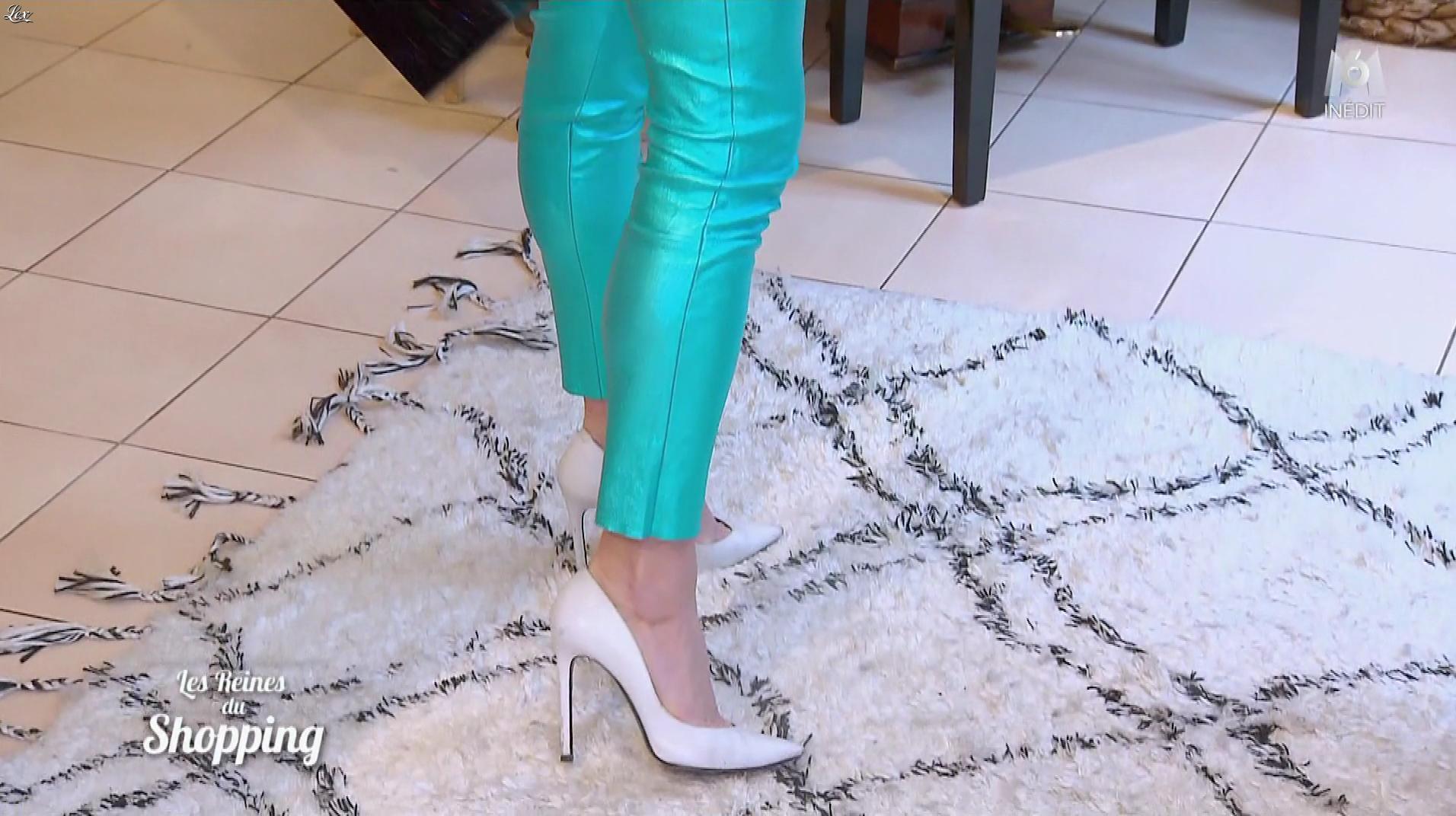 Une Candidate dans les Reines du Shopping. Diffusé à la télévision le 30/05/18.