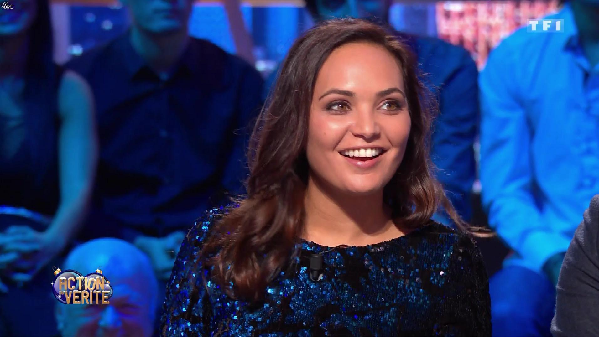 Valérie Bègue dans Action ou Verite. Diffusé à la télévision le 24/12/16.