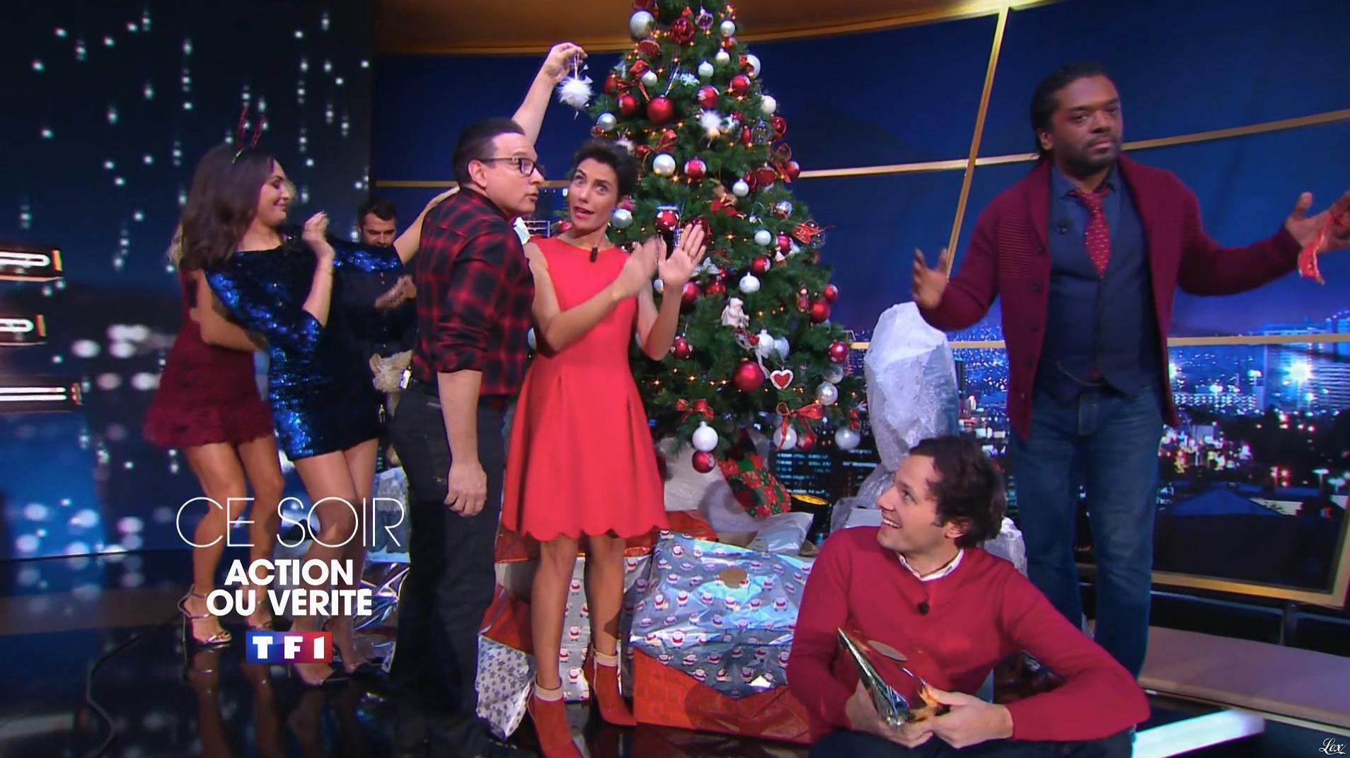 Valérie Bègue dans une Bande-Annonce de Action ou Verite. Diffusé à la télévision le 24/12/16.
