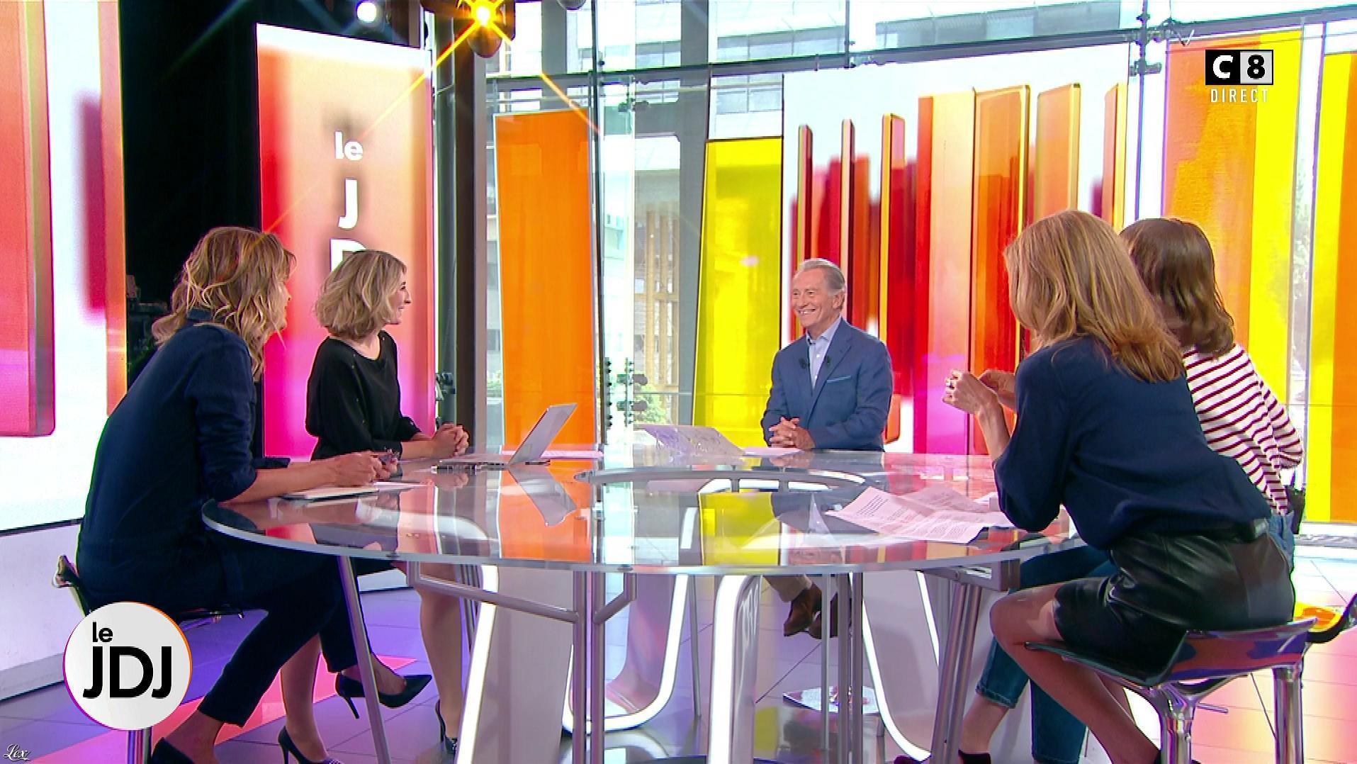 Véronique Mounier dans William à Midi. Diffusé à la télévision le 21/05/18.