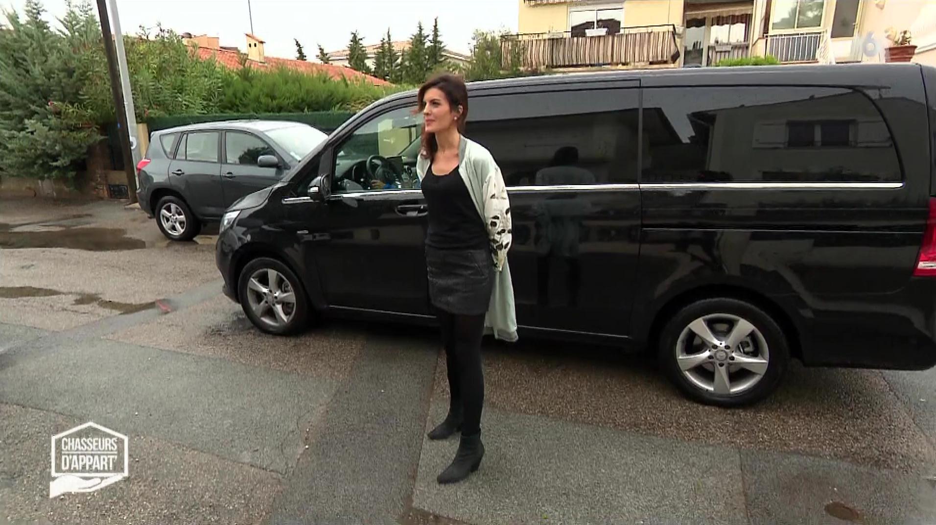 Victoria dans Chasseurs d'Appart. Diffusé à la télévision le 26/01/17.
