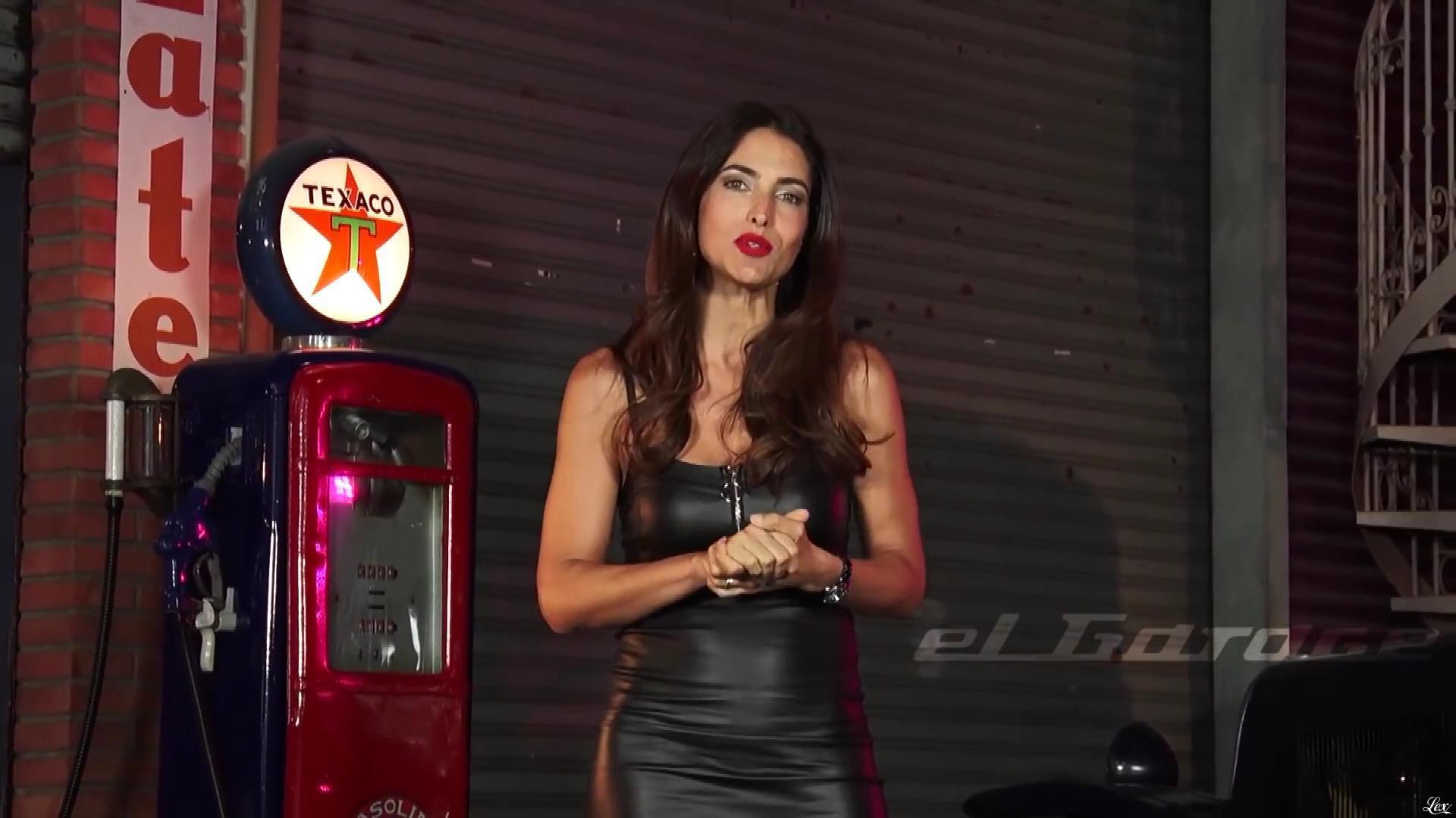Alejandra Martinez dans El Garage. Diffusé à la télévision le 11/11/18.