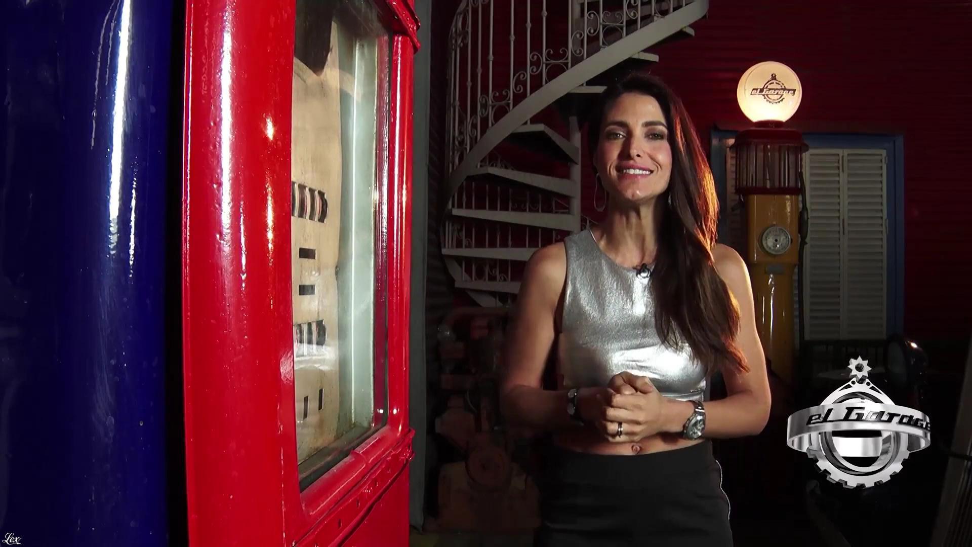 Alejandra Martinez dans El Garage. Diffusé à la télévision le 21/10/18.