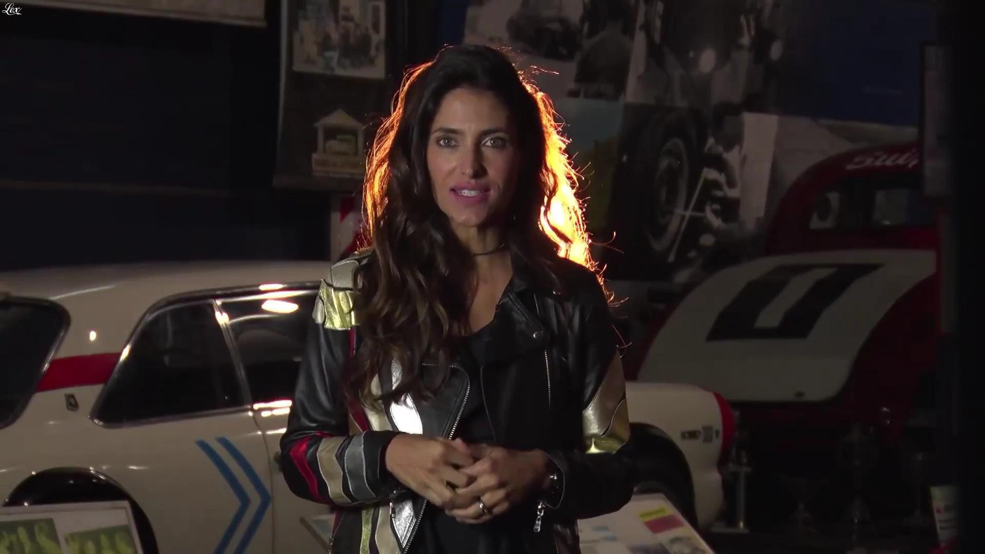 Alejandra Martinez dans El Garage. Diffusé à la télévision le 22/07/18.