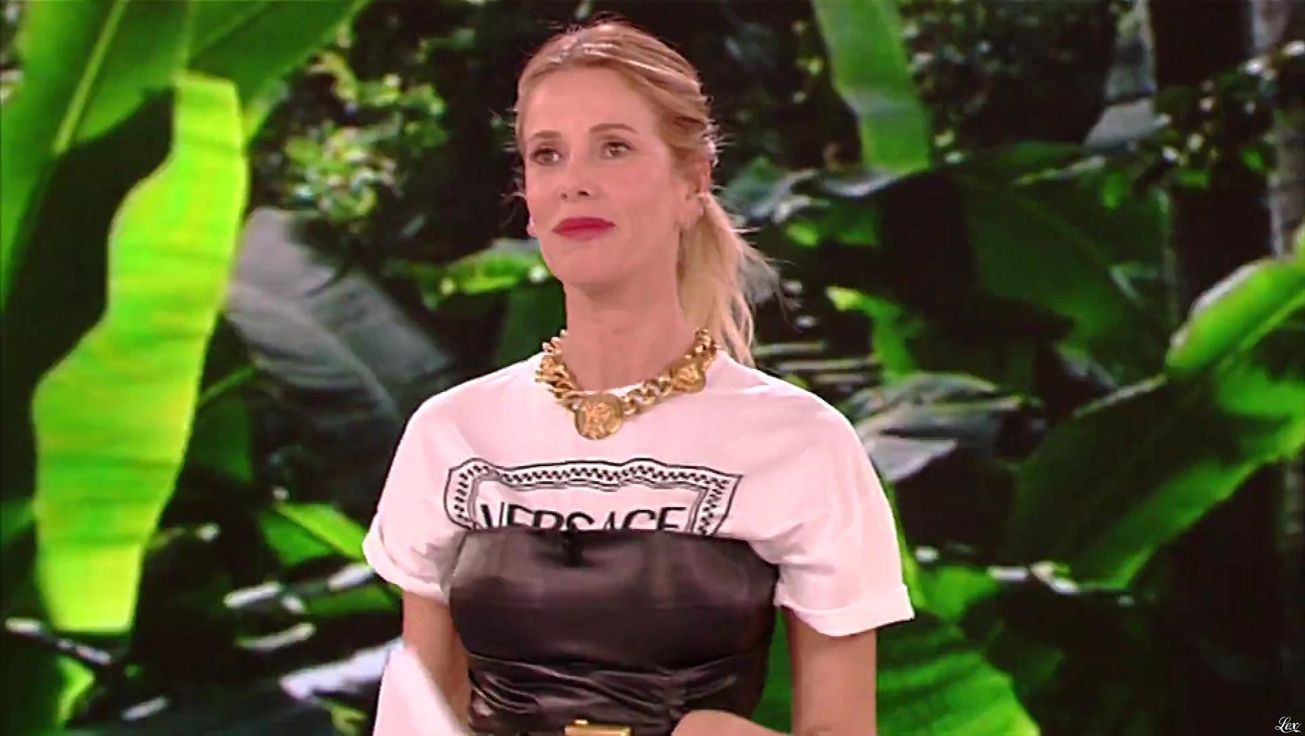Alessia Marcuzzi dans l'Isola Dei Famosi. Diffusé à la télévision le 10/02/19.