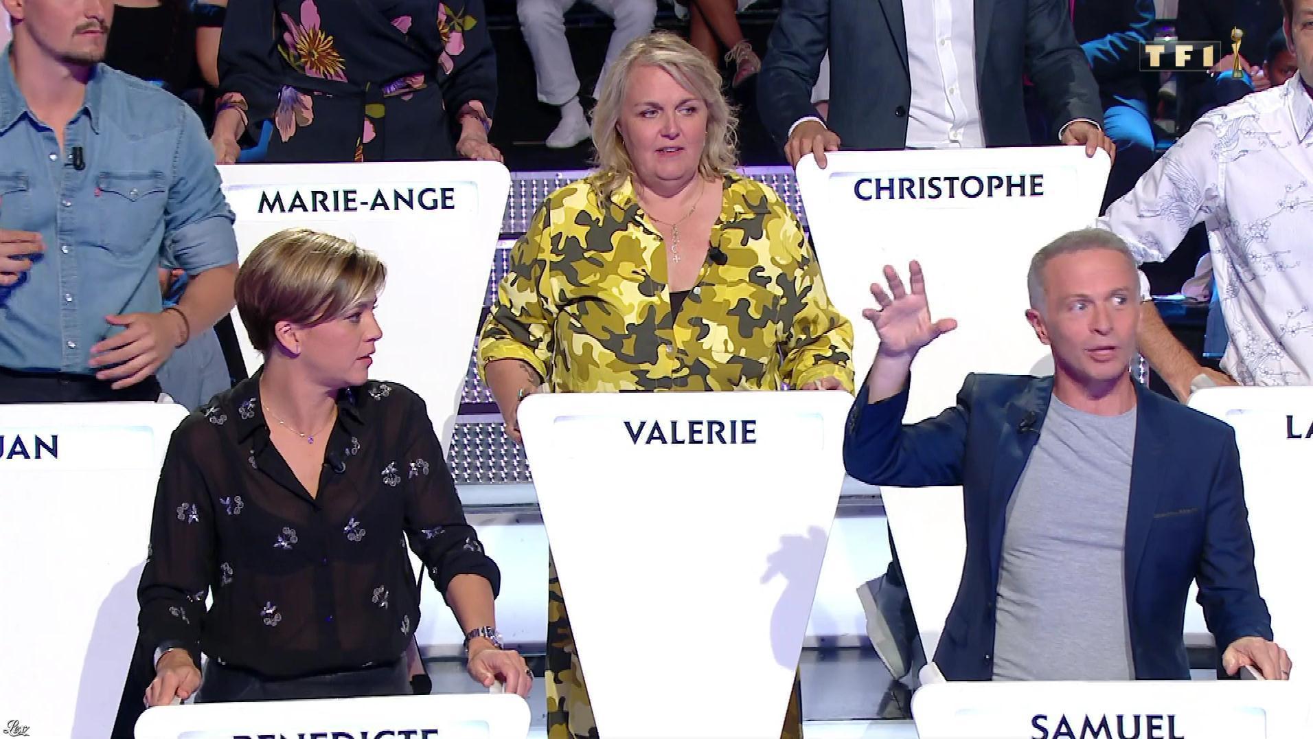 Benedicte Le Chatelier dans le Grand Concours. Diffusé à la télévision le 22/06/19.