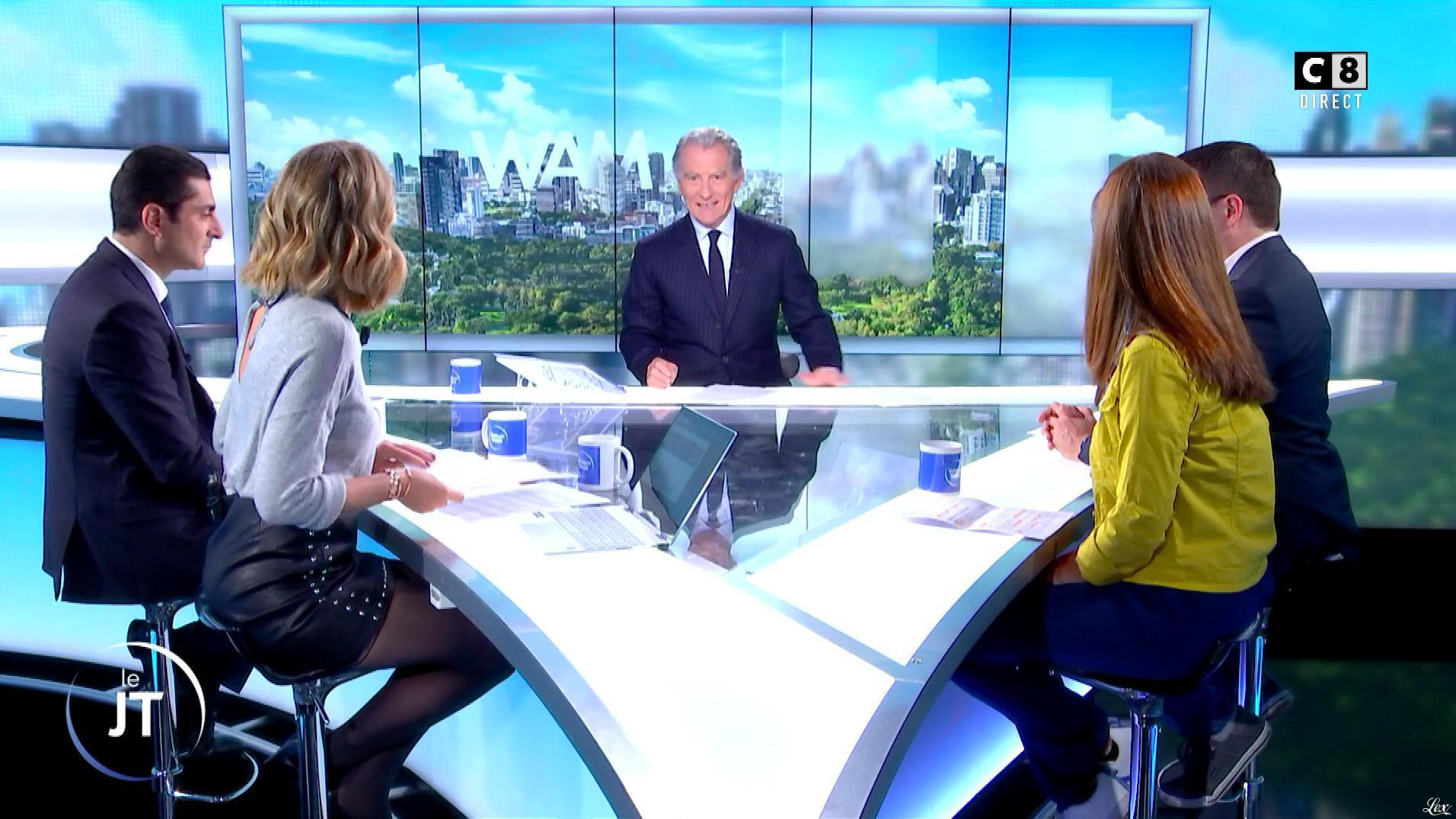 Caroline Delage dans William à Midi. Diffusé à la télévision le 06/06/19.