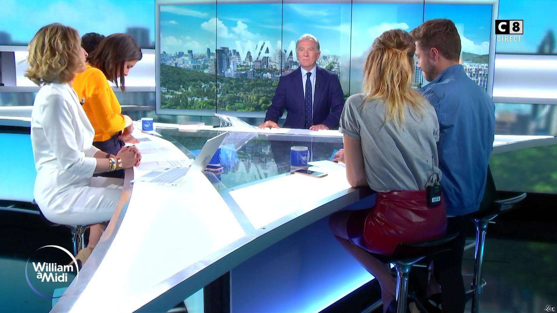 Caroline Ithurbide dans William à Midi. Diffusé à la télévision le 27/05/19.