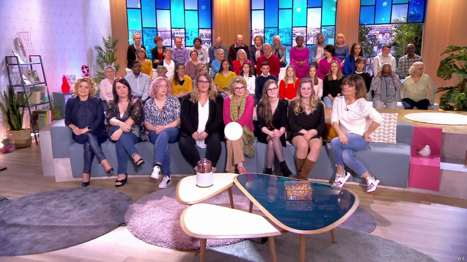 Christèle Albaret dans Ça Commence Aujourd'hui. Diffusé à la télévision le 20/06/19.
