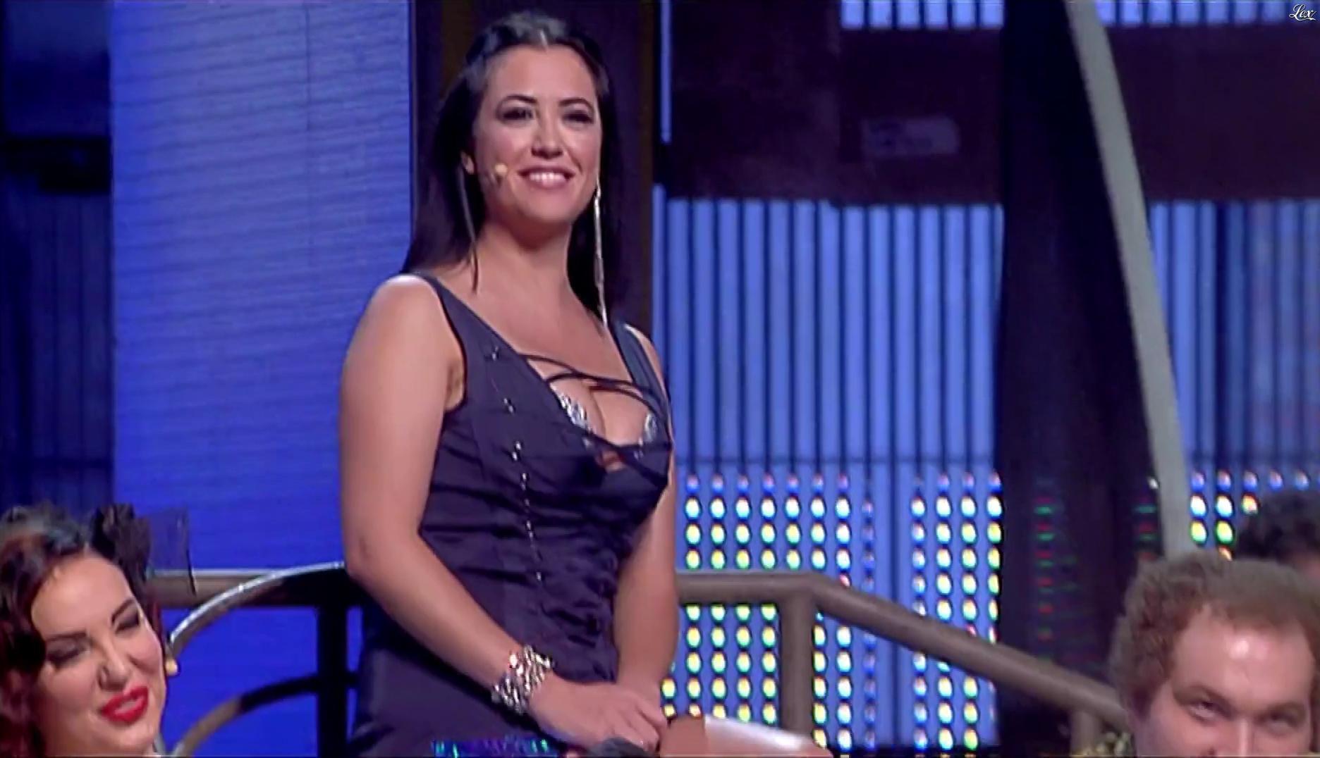 Claudia Ruggeri dans Avanti. Diffusé à la télévision le 07/01/19.