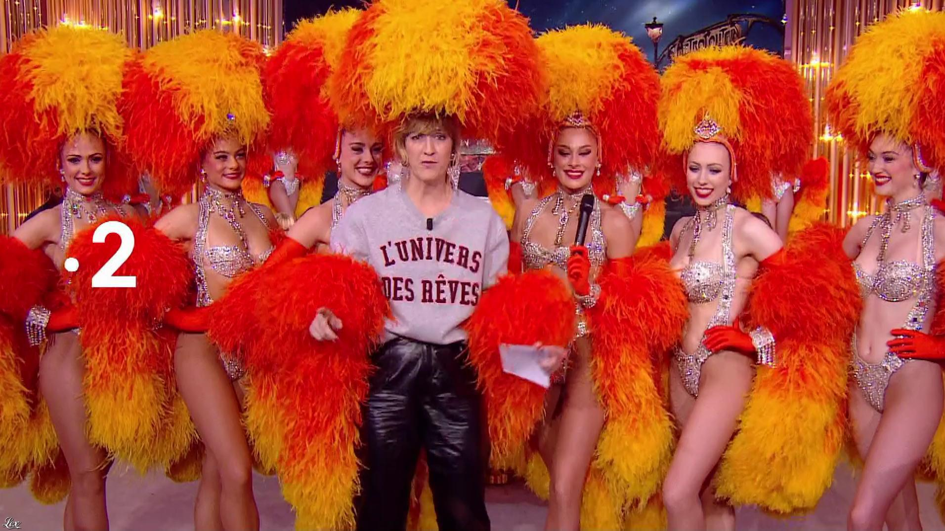 Daphné Burki dans une Bande-Annonce de Je t'aime, etc.. Diffusé à la télévision le 06/01/19.