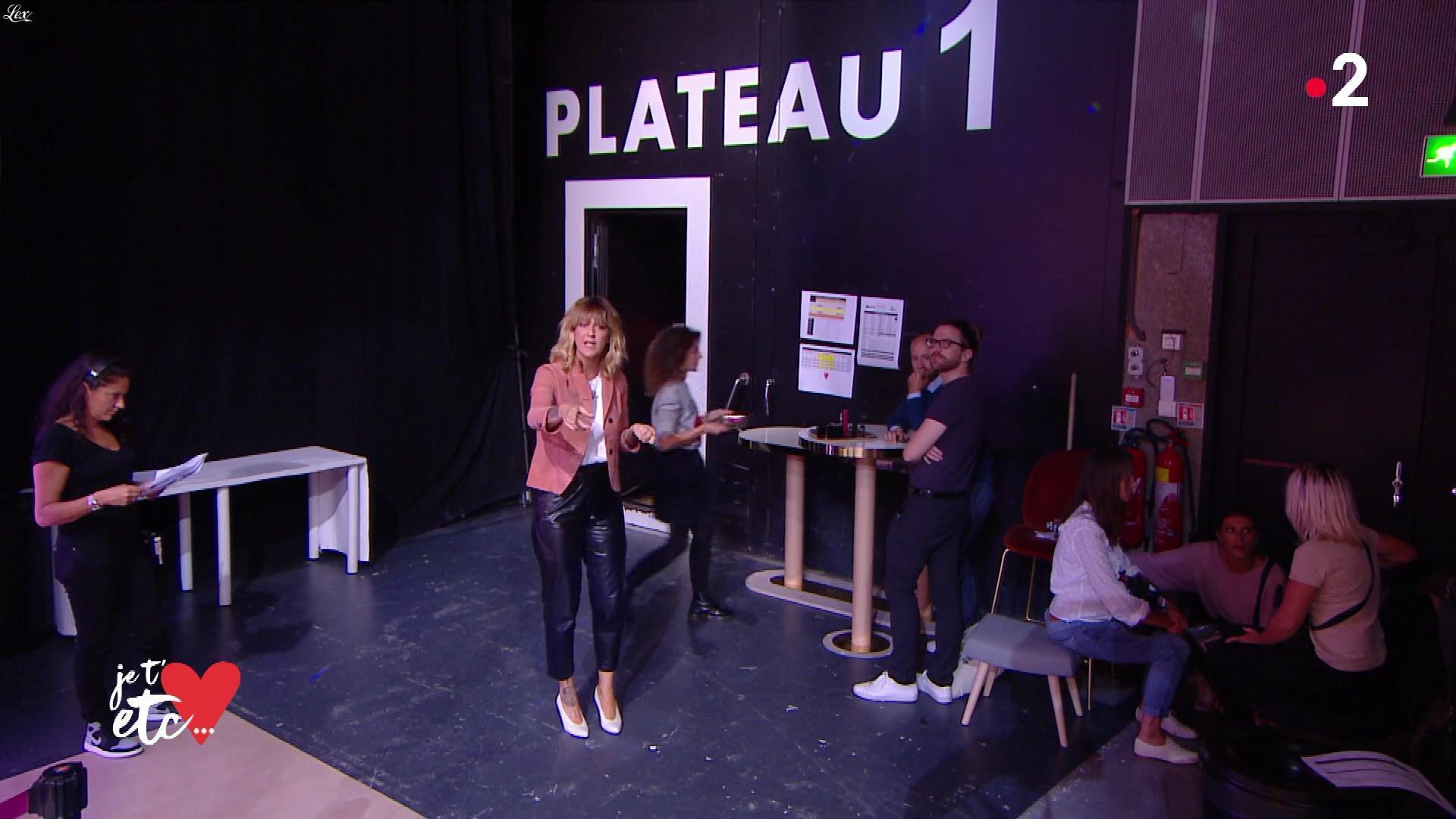 Daphné Burki dans Je t'aime, etc.. Diffusé à la télévision le 06/09/18.