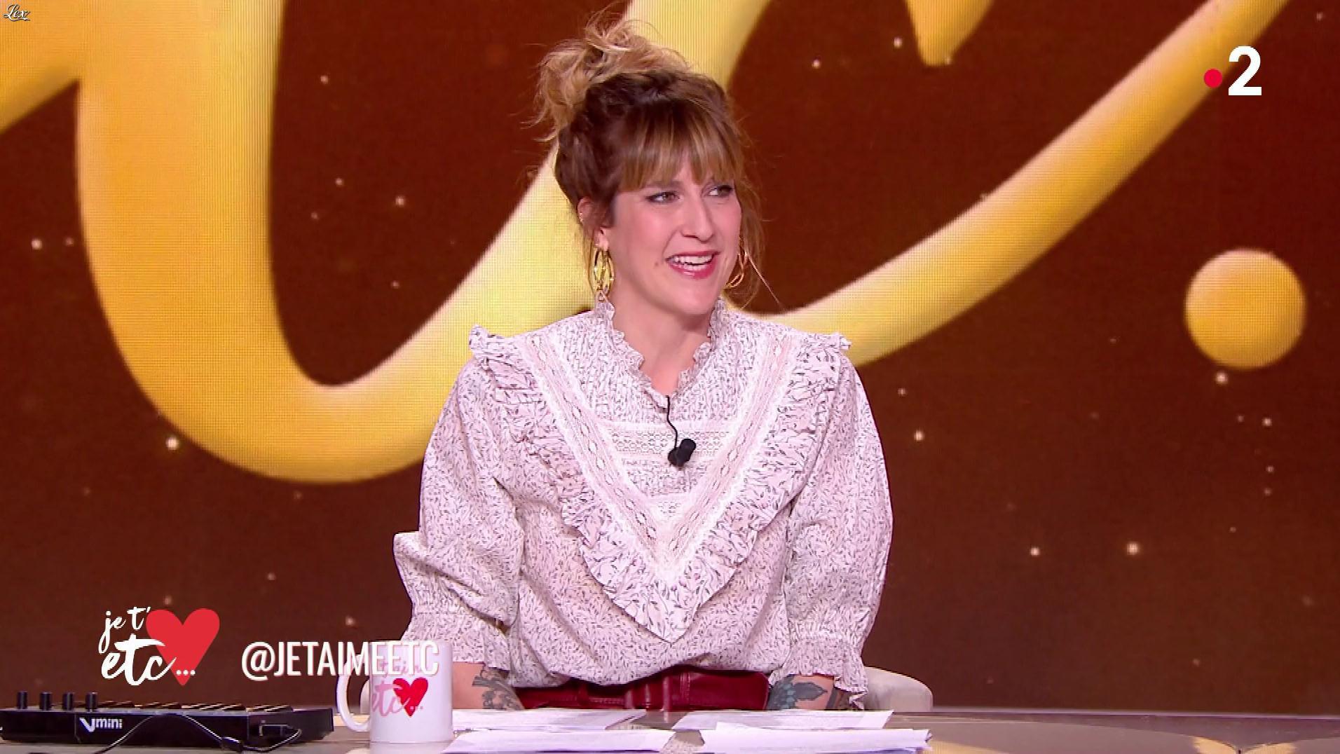 Daphné Burki dans Je t'aime, etc.. Diffusé à la télévision le 17/06/19.