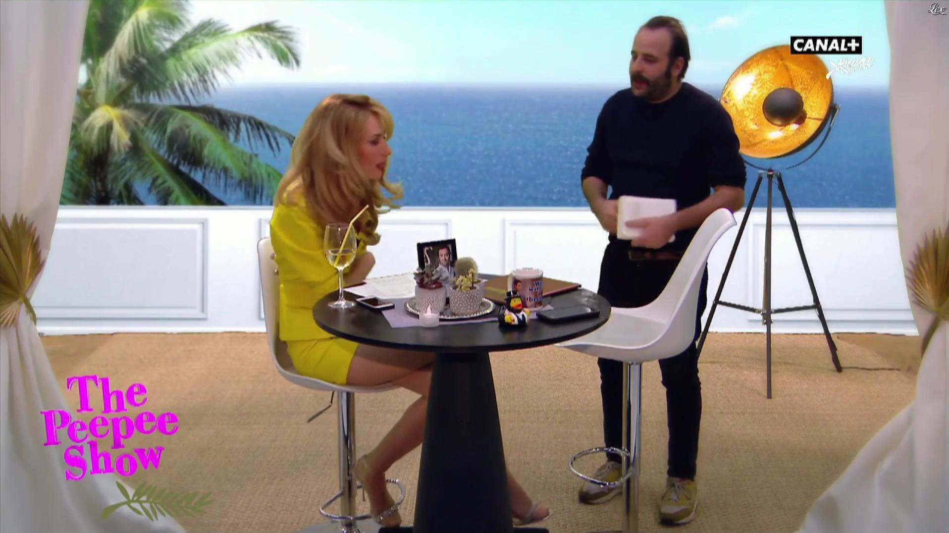 Doria Tillier dans The Peepee Malone Show. Diffusé à la télévision le 14/05/19.