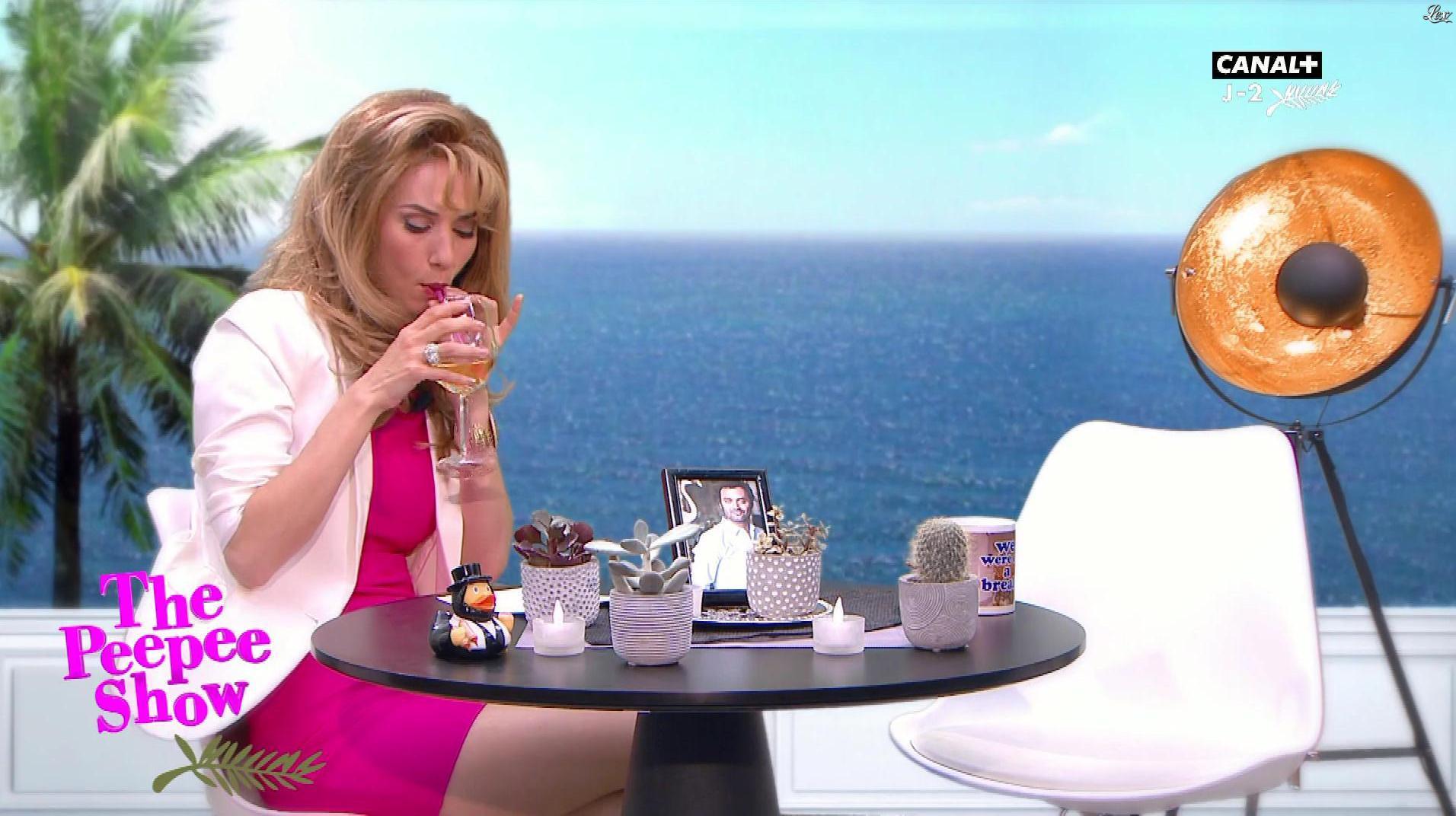 Doria Tillier dans The Peepee Malone Show. Diffusé à la télévision le 23/05/19.