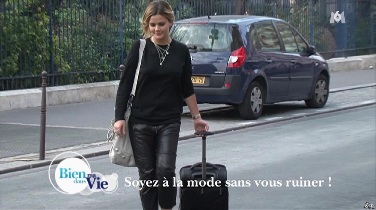 Emilie Albertini dans Bien dans ma Vie. Diffusé à la télévision le 07/03/10.