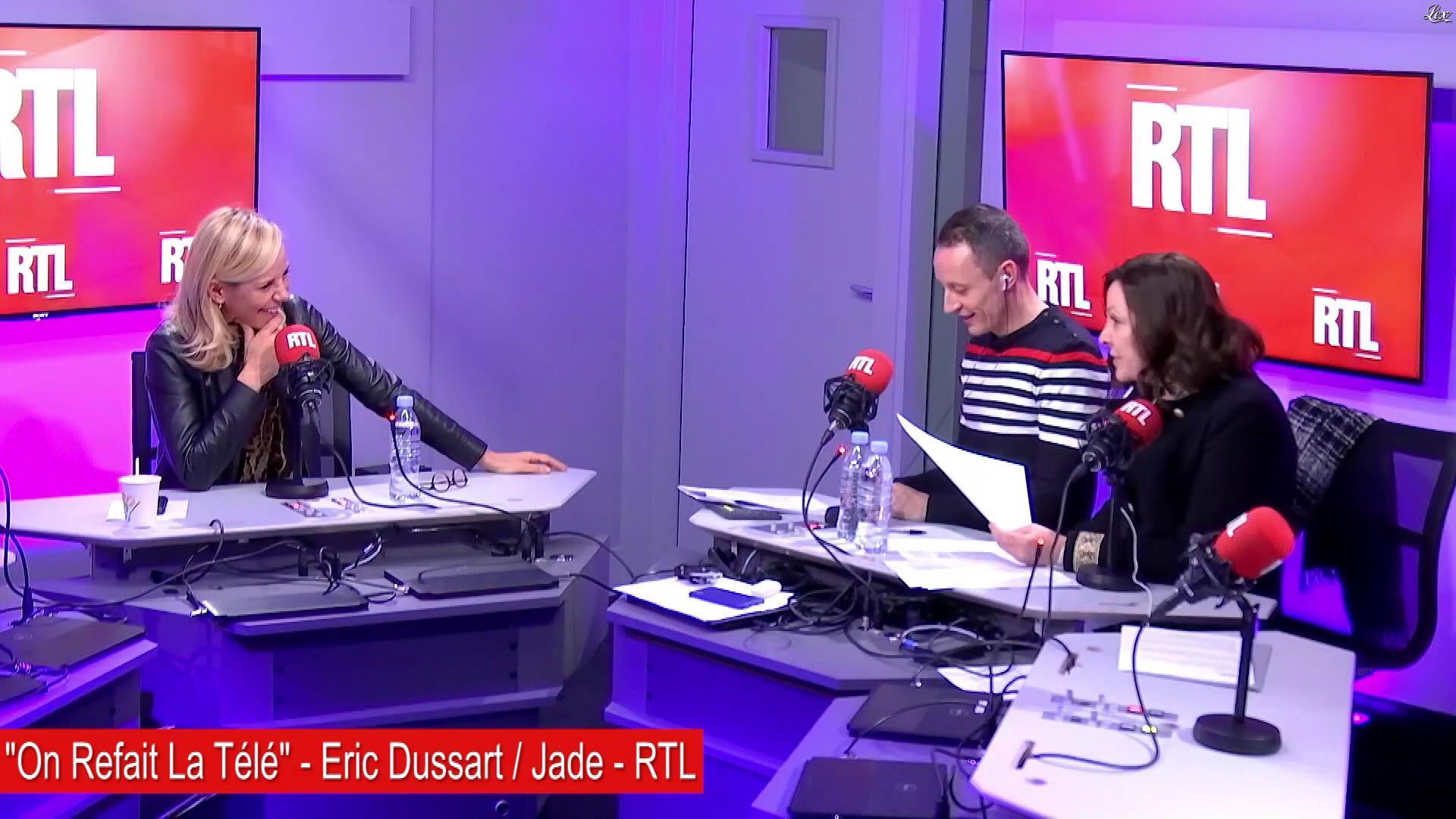 Laurence Ferrari dans On Refait la Télé. Diffusé à la télévision le 30/03/19.
