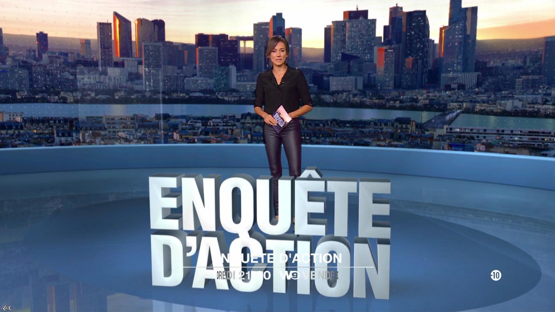 Marie-Ange Casalta dans une Bande-Annonce de Enquête d'Action. Diffusé à la télévision le 17/10/18.
