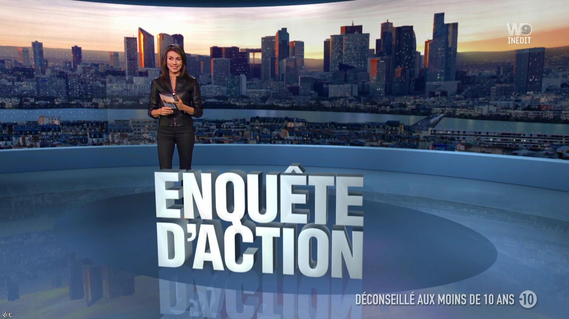 Marie Ange Casalta dans Enquête d'Action. Diffusé à la télévision le 15/02/19.