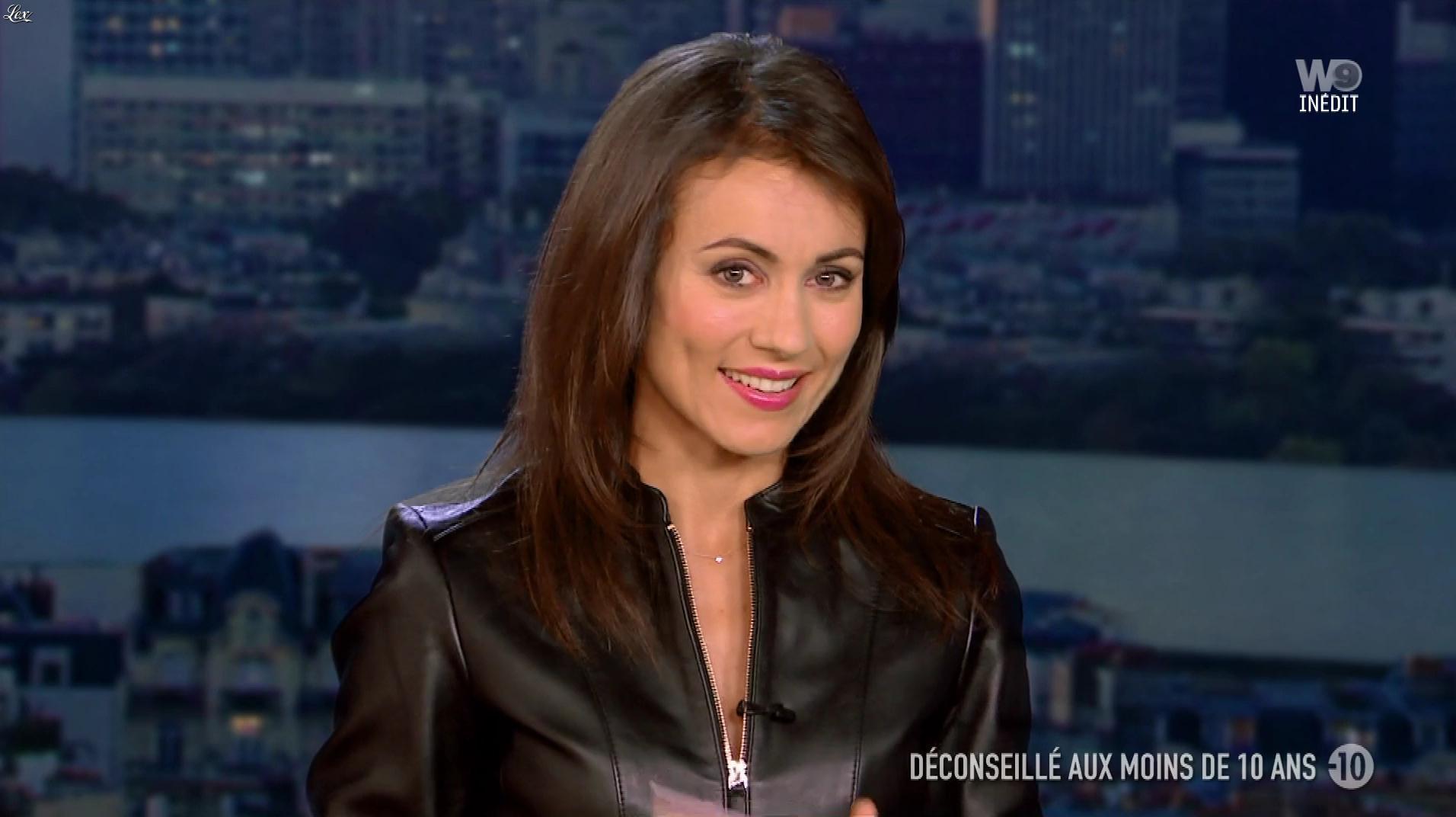 Marie-Ange Casalta dans Enquête d'Action. Diffusé à la télévision le 15/02/19.