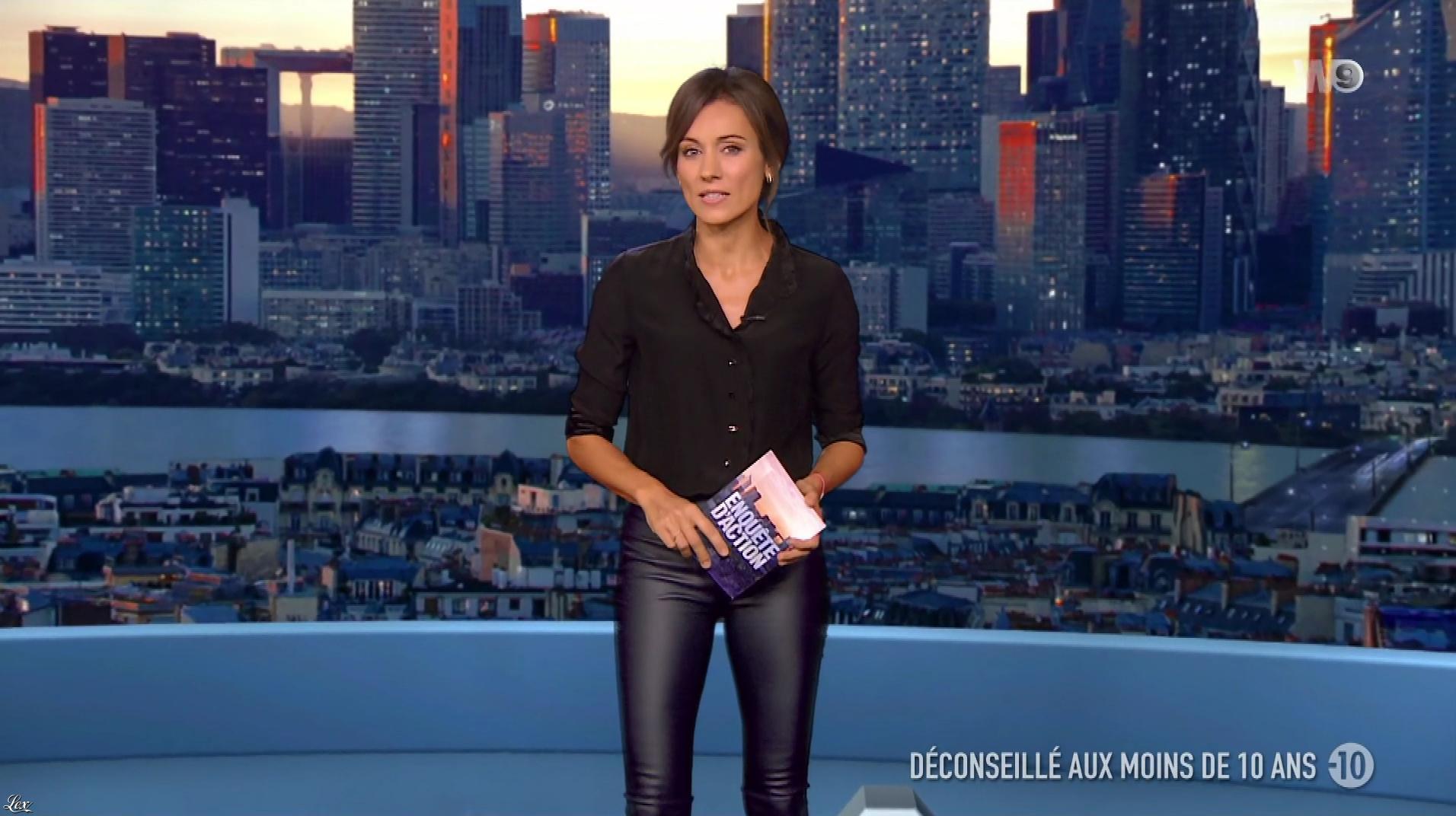Marie Ange Casalta dans Enquête d'Action. Diffusé à la télévision le 19/10/18.