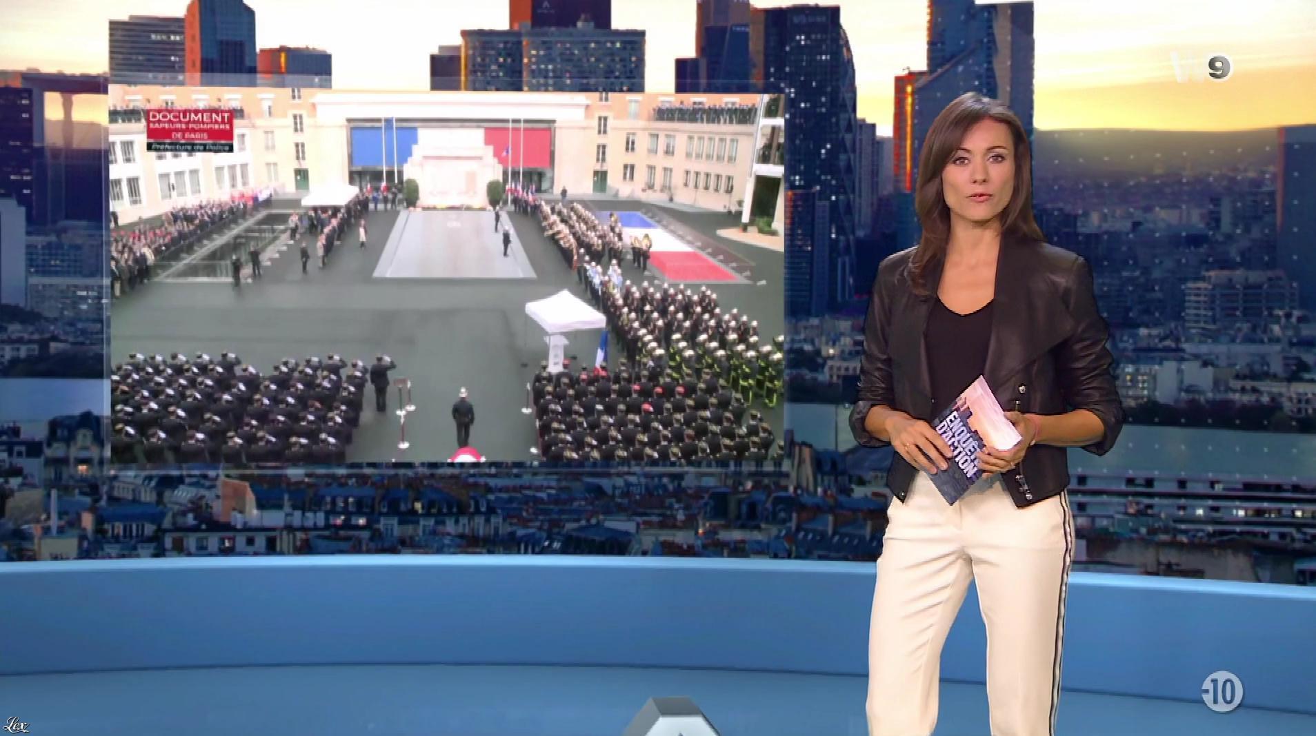 Marie-Ange Casalta dans Enquête d'Action. Diffusé à la télévision le 28/09/18.
