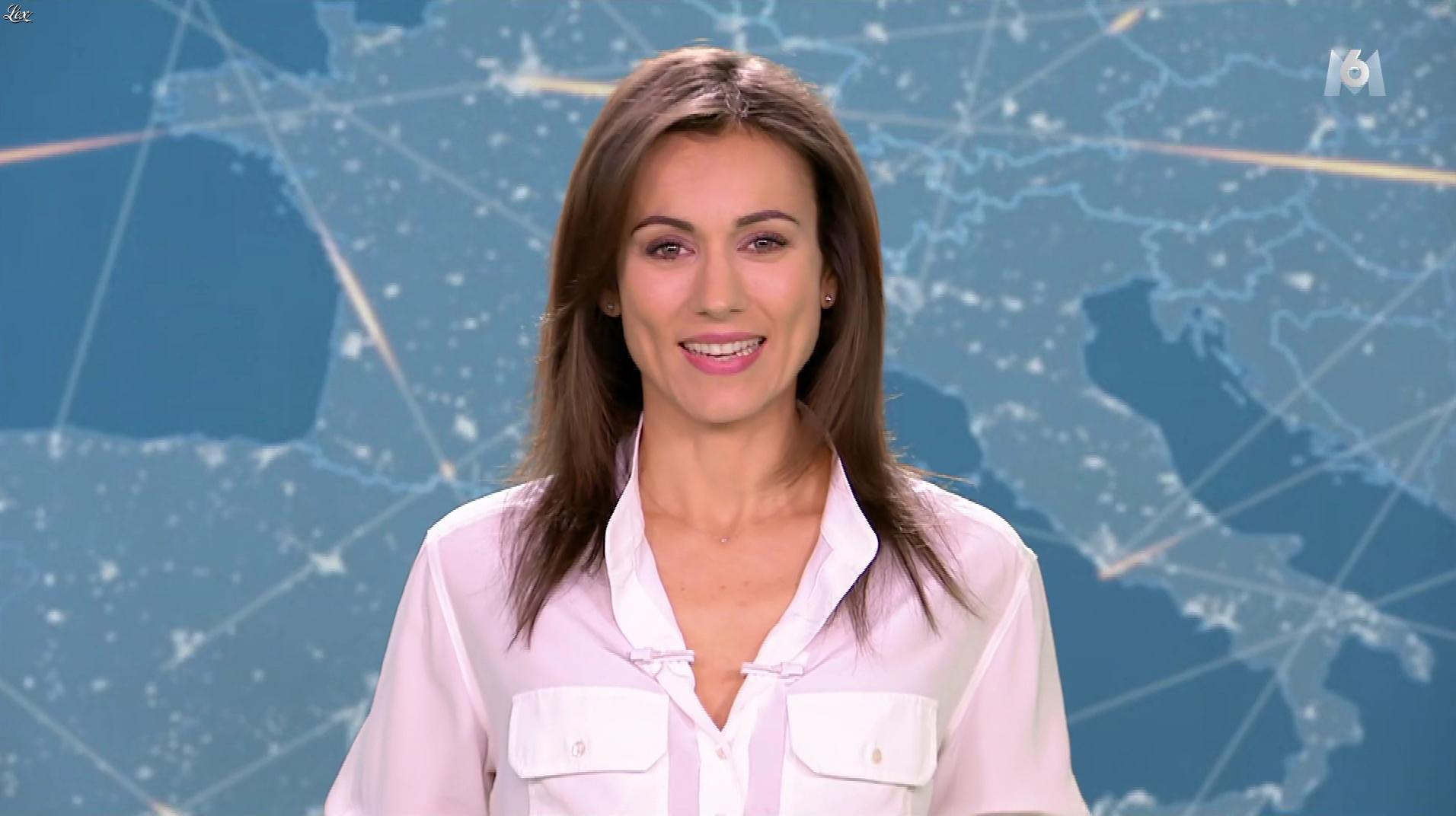 Marie-Ange Casalta dans le 12-45. Diffusé à la télévision le 02/03/19.