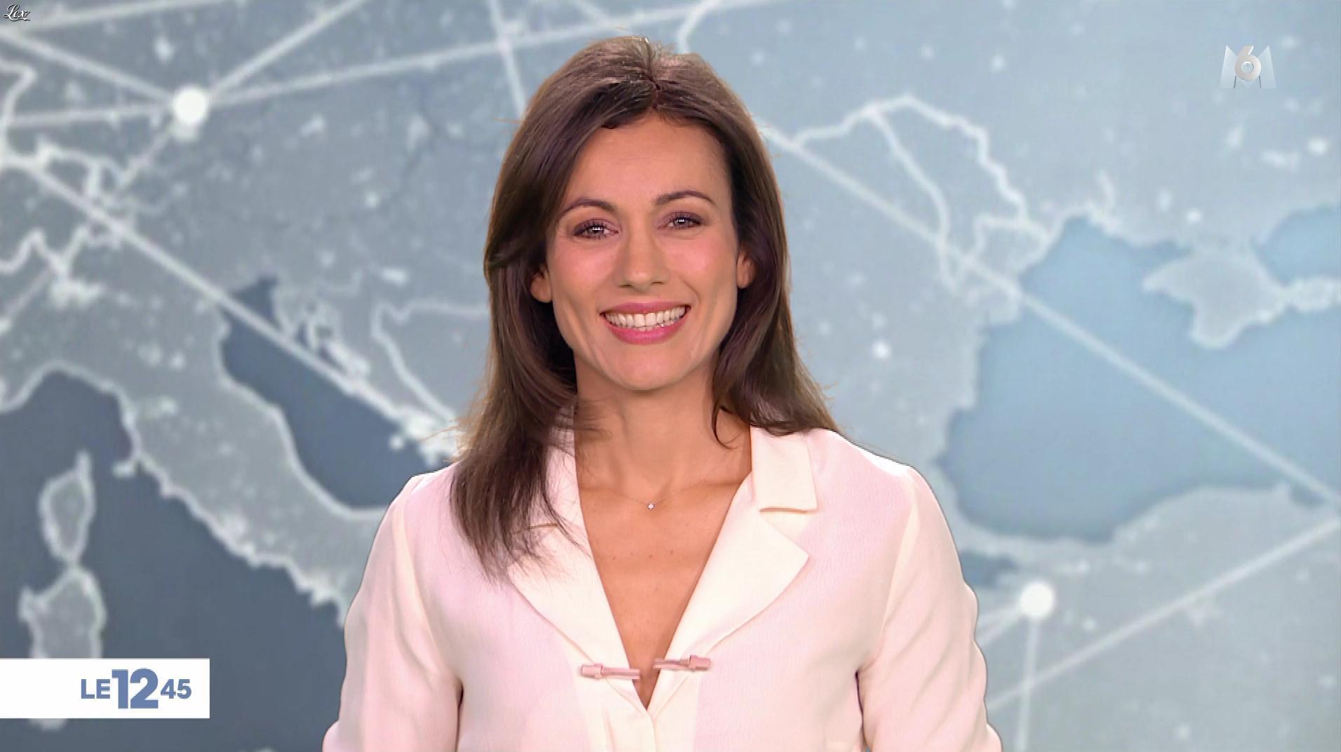 Marie-Ange Casalta dans le 12-45. Diffusé à la télévision le 30/12/18.