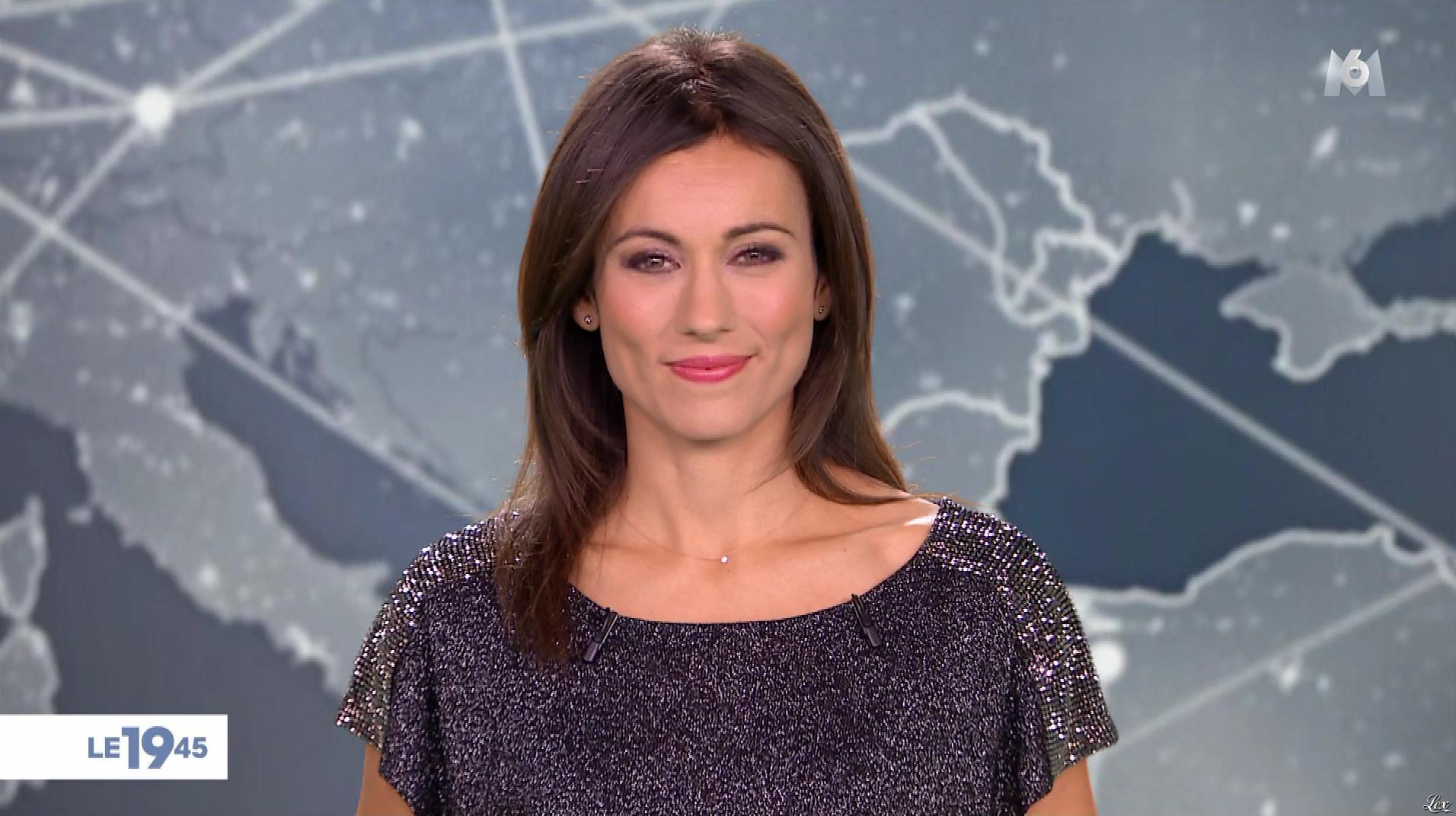 Marie Ange Casalta dans le 19-45. Diffusé à la télévision le 01/01/19.